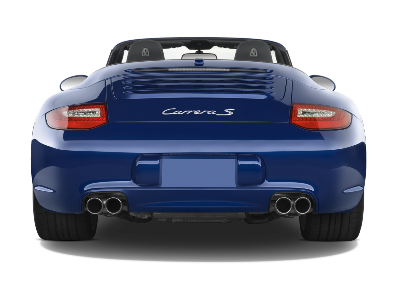 2009 Porsche 911 Carrera 4 And Carrera 4s