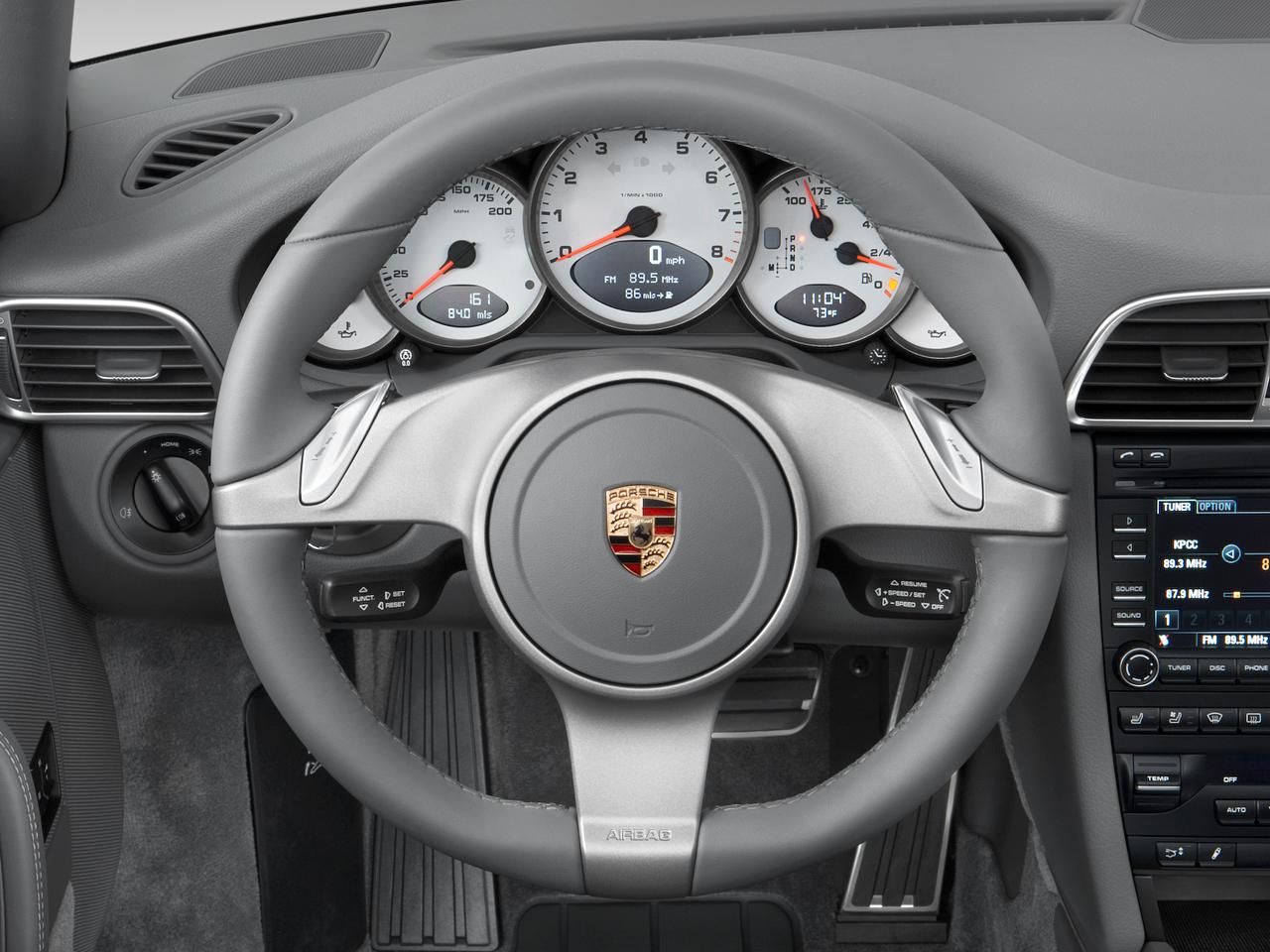 2009 Porsche 911 Carrera S Porshe Sport Coupe Review
