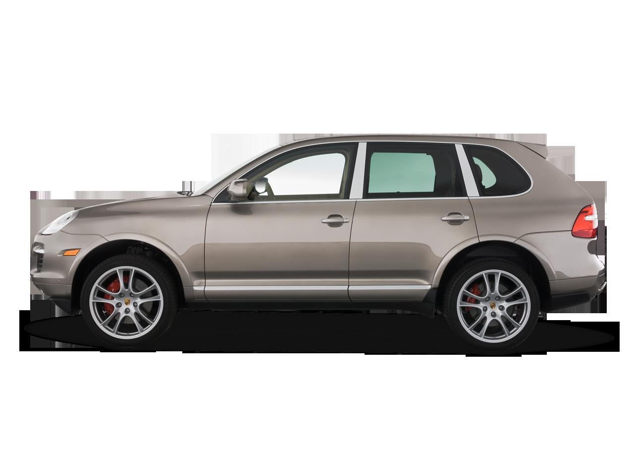 2009 Porsche Cayenne Turbo S Porsche Luxury Crossover