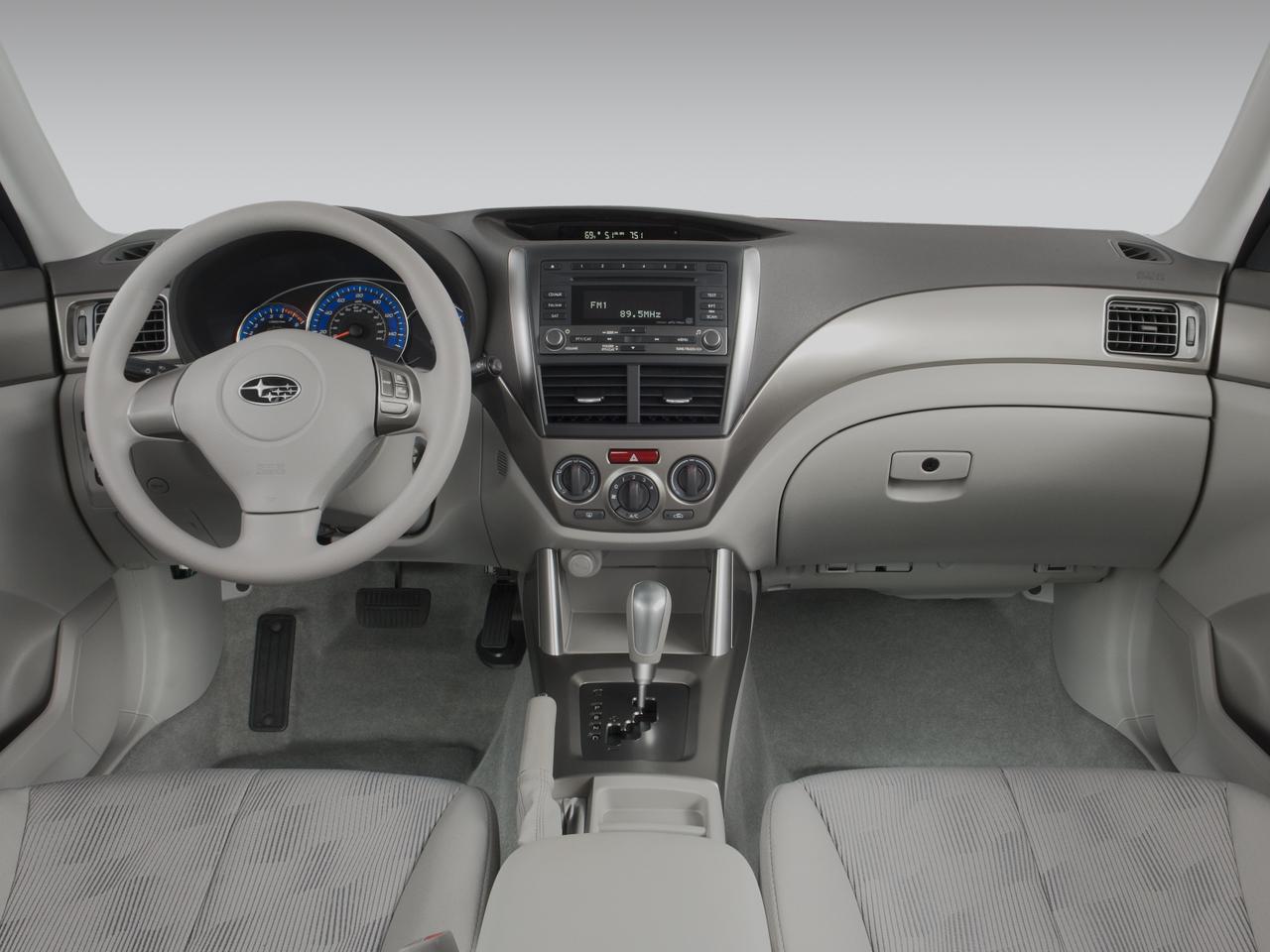 2009 Subaru Forester Xt Interior Www Indiepedia Org