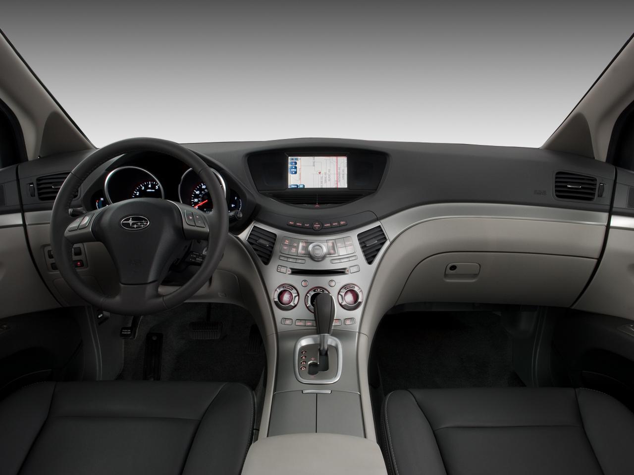 Subaru Premium 2014 >> 2009 Subaru Tribeca Limited - Subaru Crossover SUV Review - Automobile Magazine