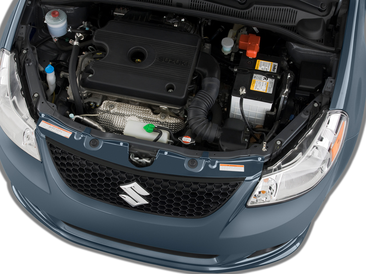 Volkswagen And Suzuki To Build Small Car For Indian Market 2009 Sx4 Engine Diagram 6 125