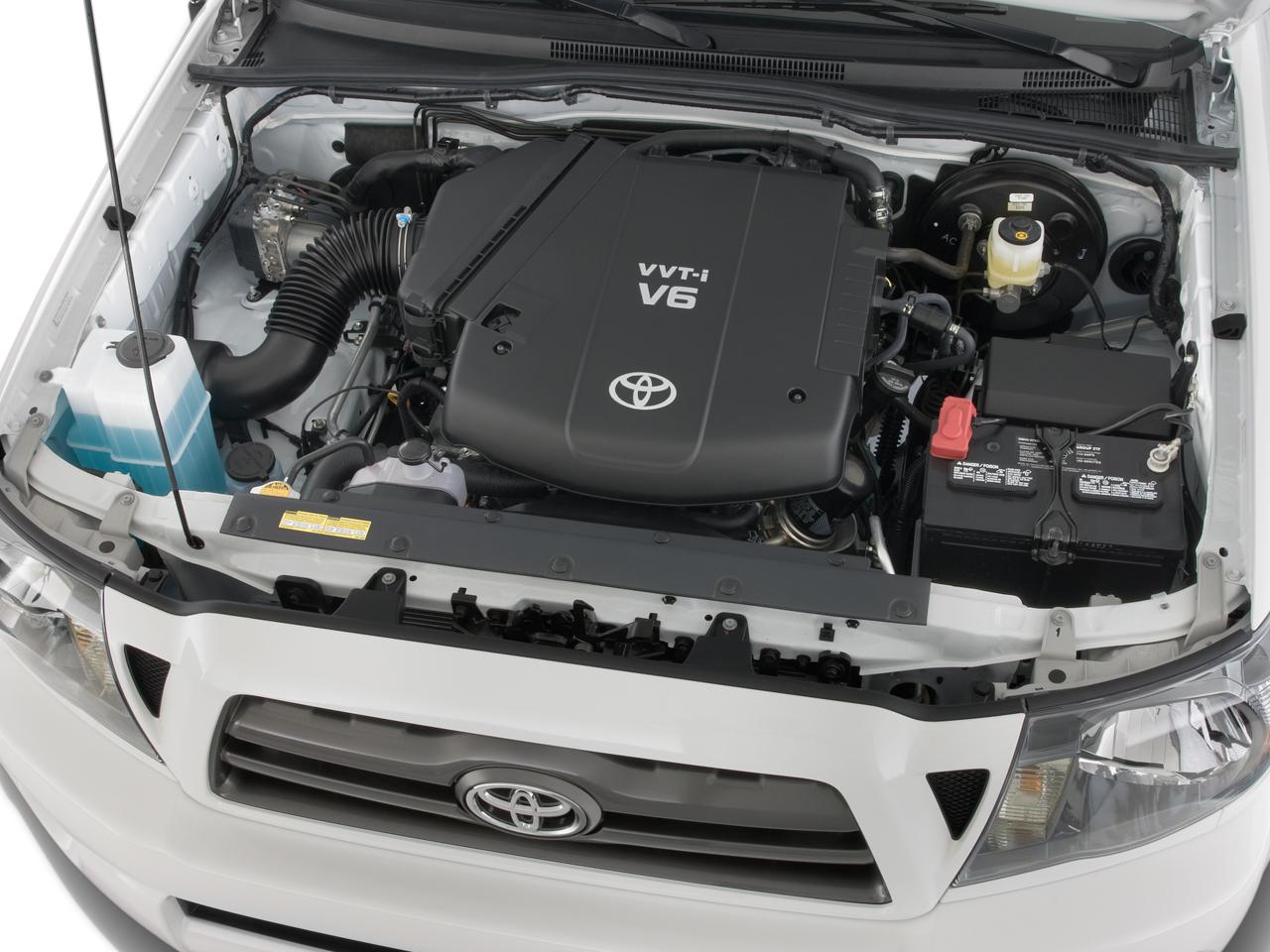 2009 Toyota Tacoma Double Cab 4x4 V-6 SR5 TRD - Toyota ...