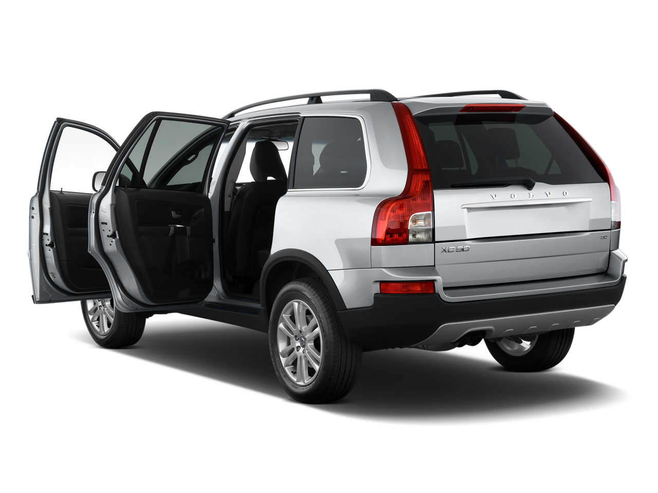 2009 Volvo XC90 AWD - Volvo Crossover SUV Review ...