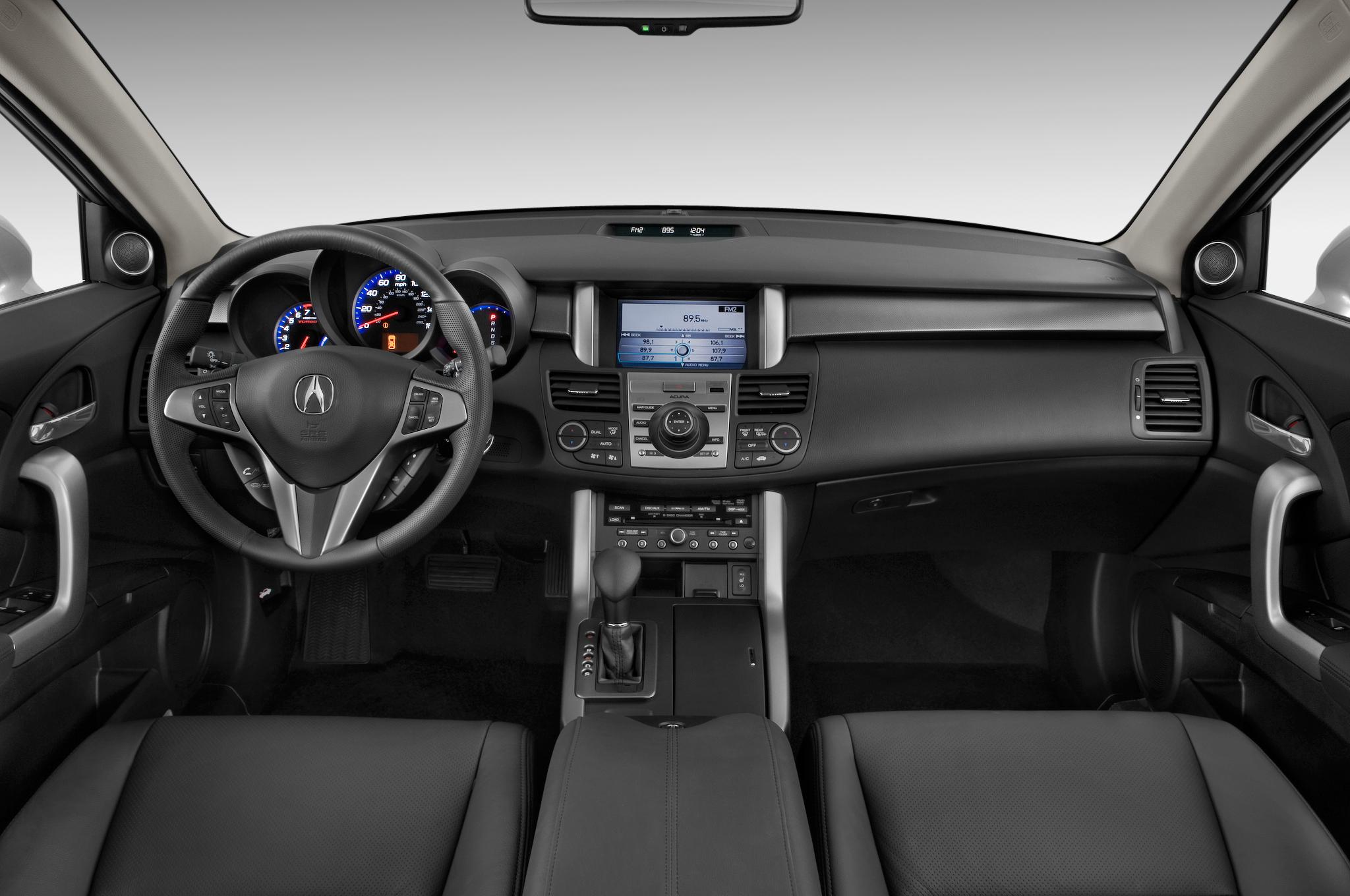 2010 Acura Zdx Suv