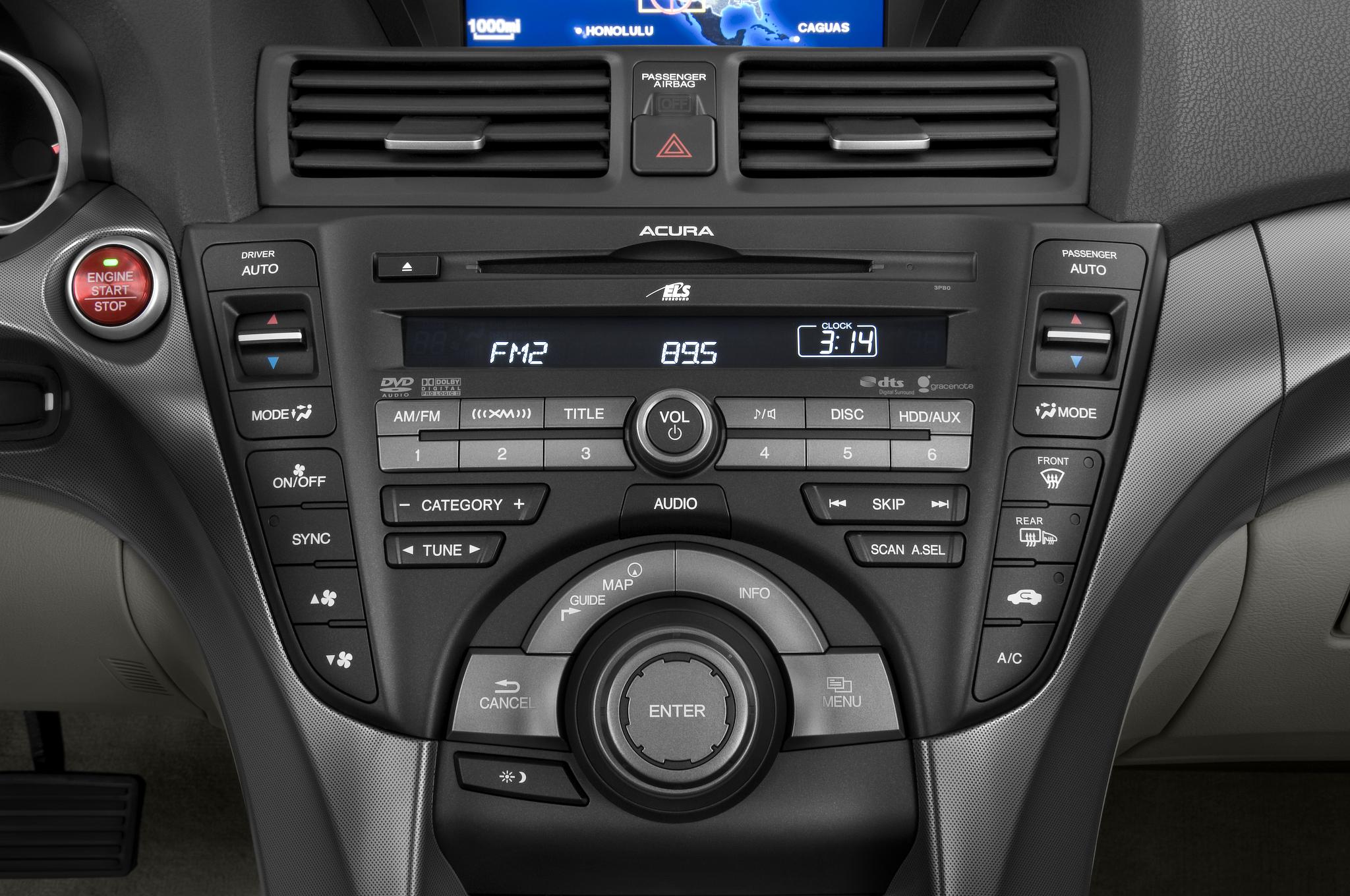 2010 Acura TL SH-AWD 6MT - Acura Midsize Sedan Review