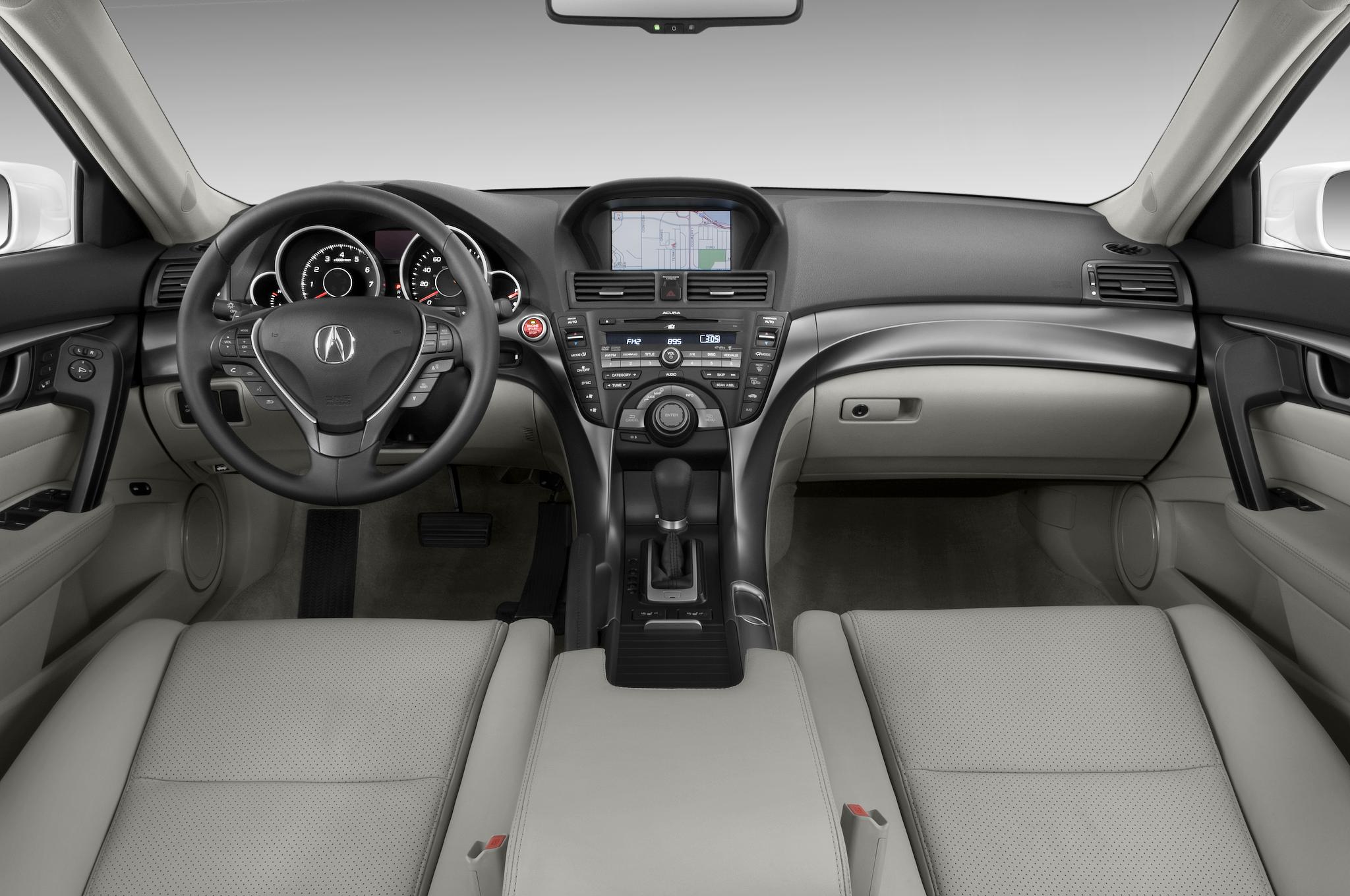 Acura TL SHAWD Vs Audi S Sedan And Sports Coupe - Supercharged acura tl