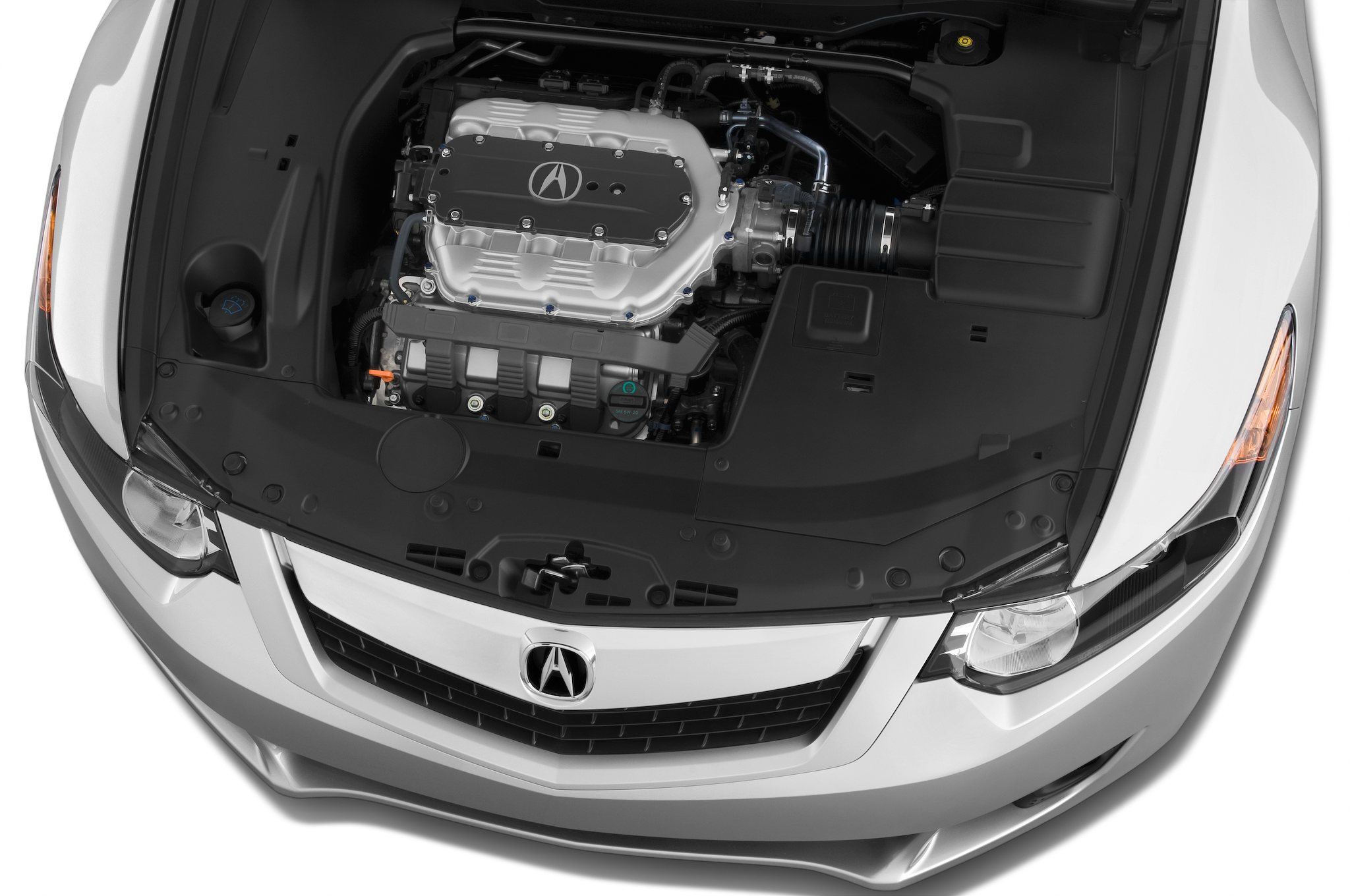 Acura TSX V Acura Luxury Sport Sedan Review Automobile - Acura tsx engine