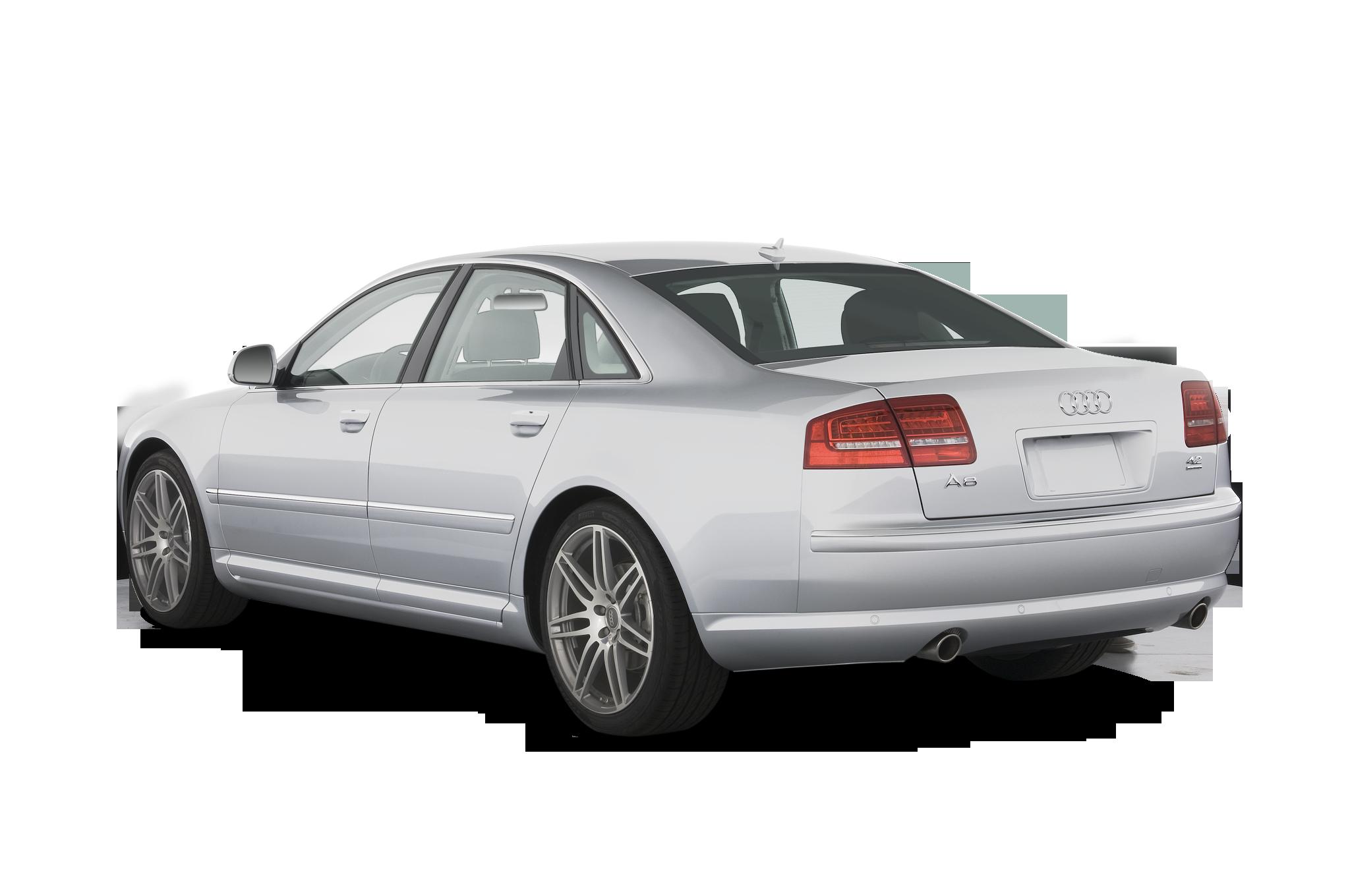 2010 Audi A8 Teaser Photos Released