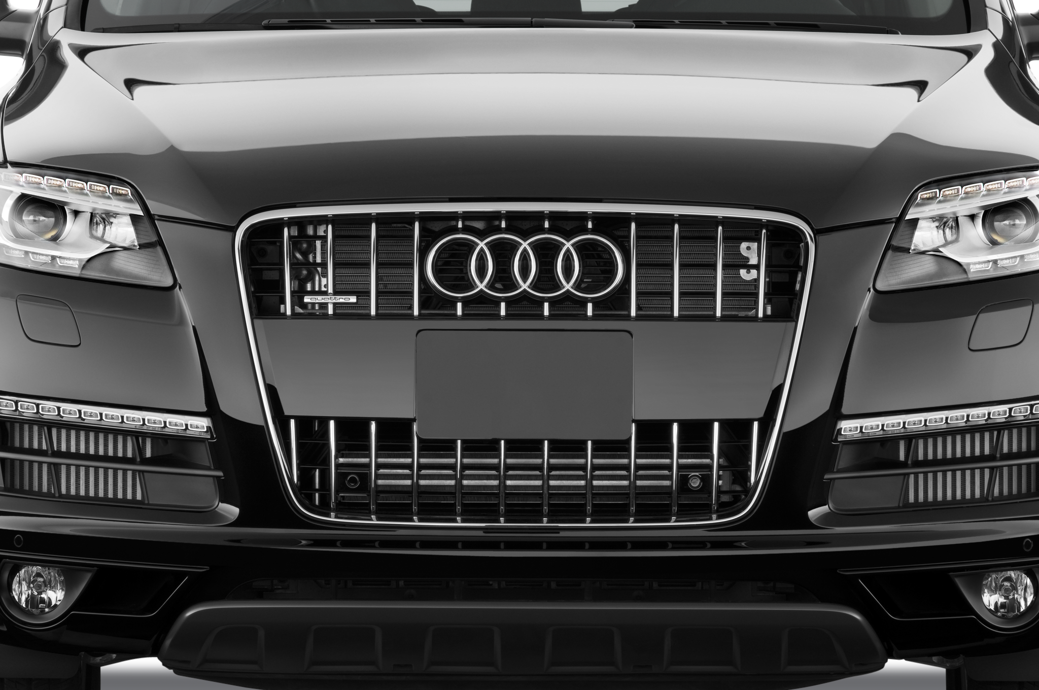 Je Design Tunes Up The Euro Spec Audi Q7 30 Tdi Gives It A Body Kit Headlight Wiring Harness 10 25
