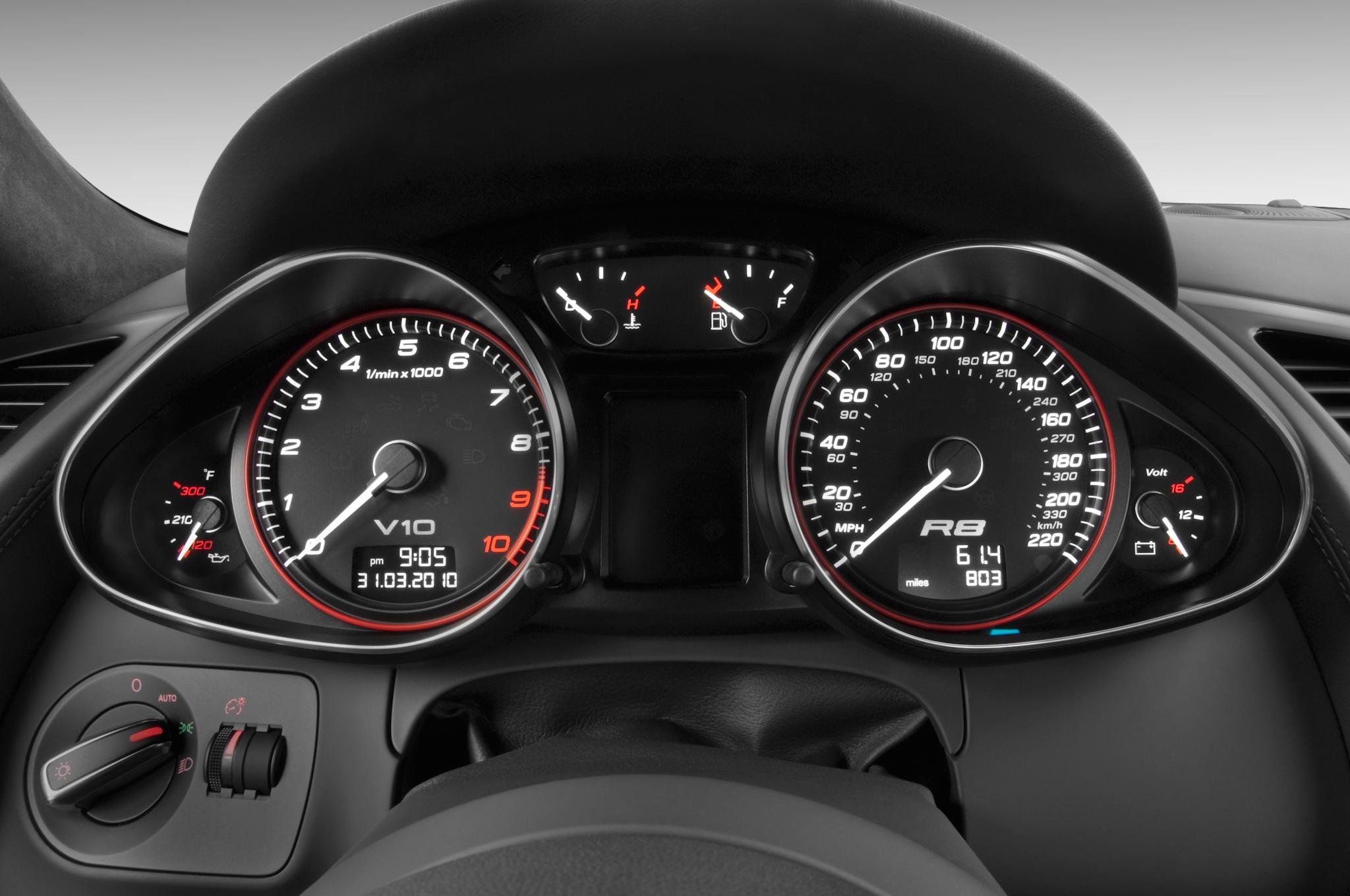 2010 audi r8 v10 audi sport coupe review automobile magazine rh automobilemag com Audi R8 Manual Diagram Audi R8 Blueprint