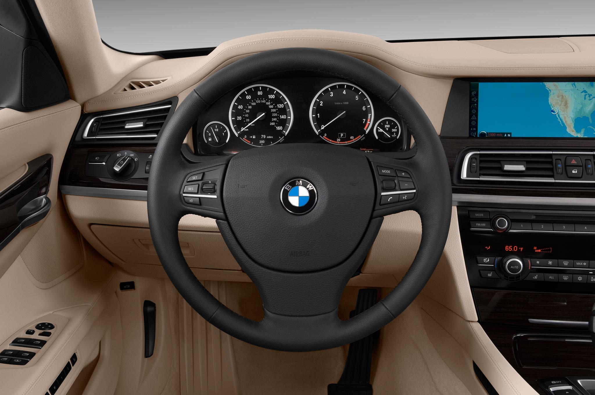 2010 BMW 750Li xDrive - BMW 7 Series Luxury Sedan Review