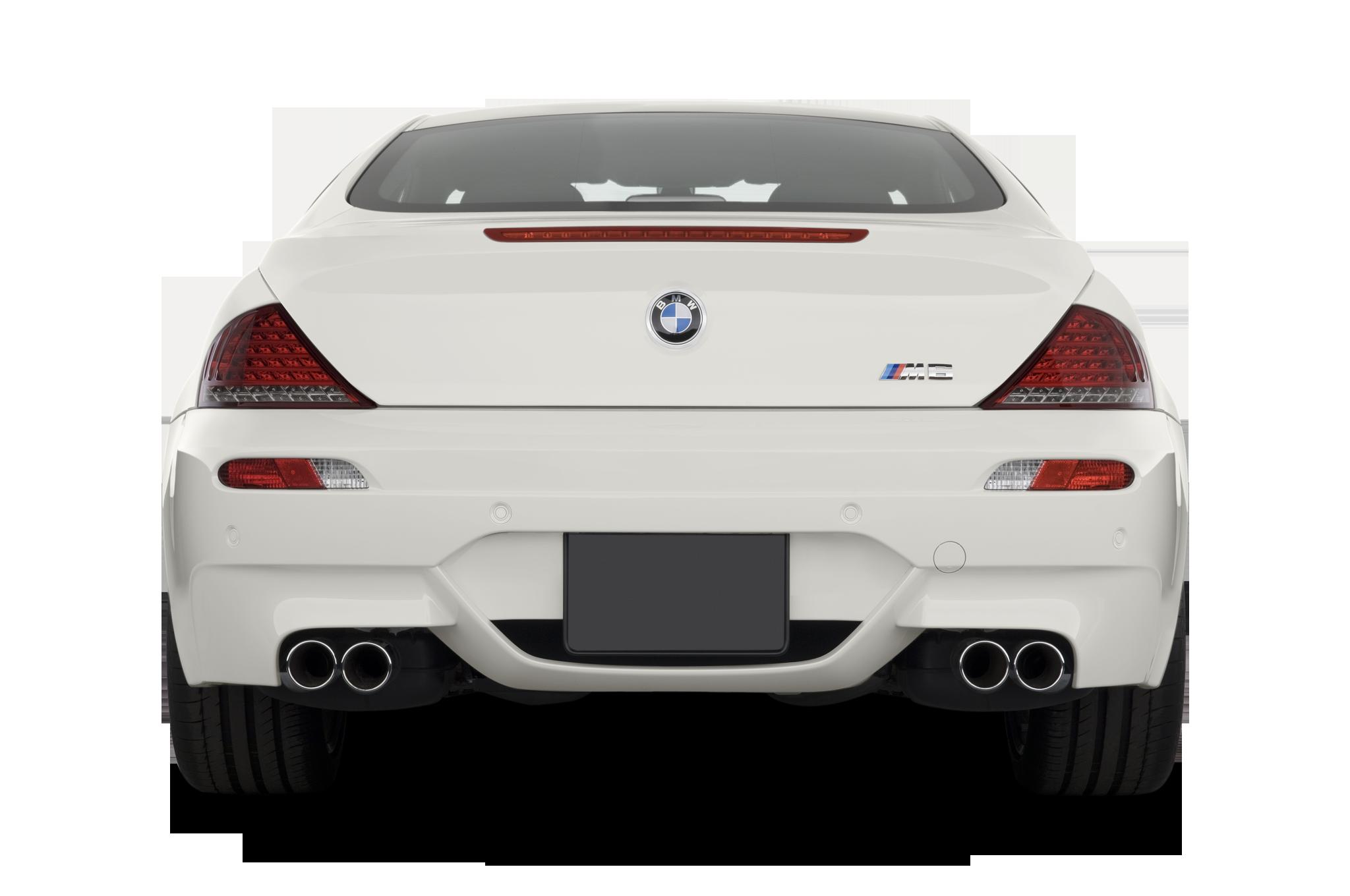 2010 m6 exhaust