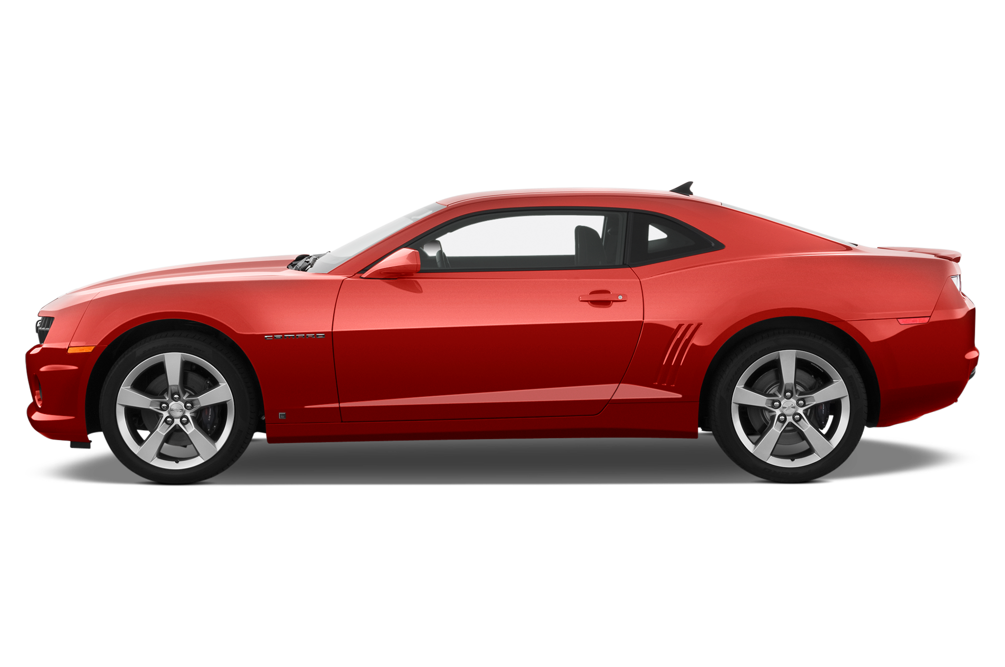 2010 Chevrolet Camaro 2LT Coupe - Chevy Sport Coupe Review ...