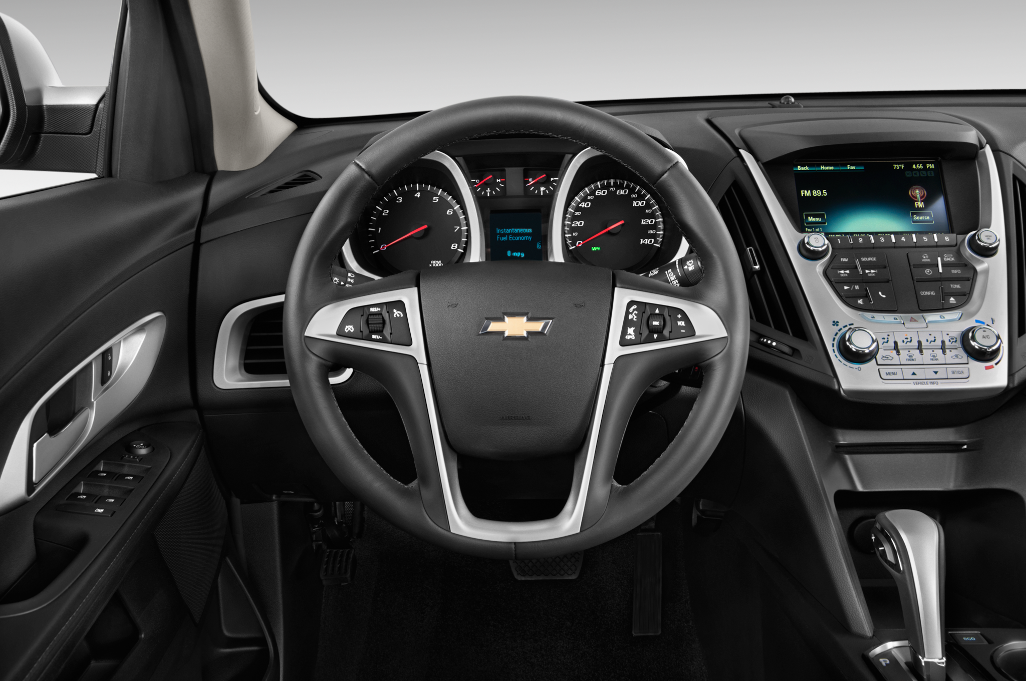 2010 Chevrolet Equinox - Chevy Crossover SUV Review ...