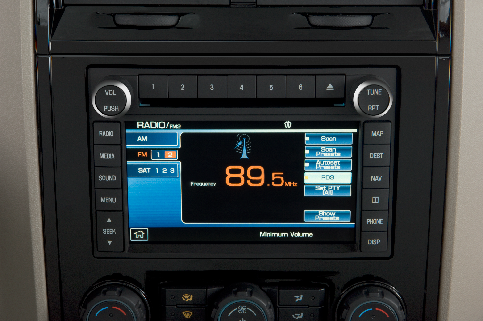 Ford Escape Hybrid Limited Wd Suv Audio System