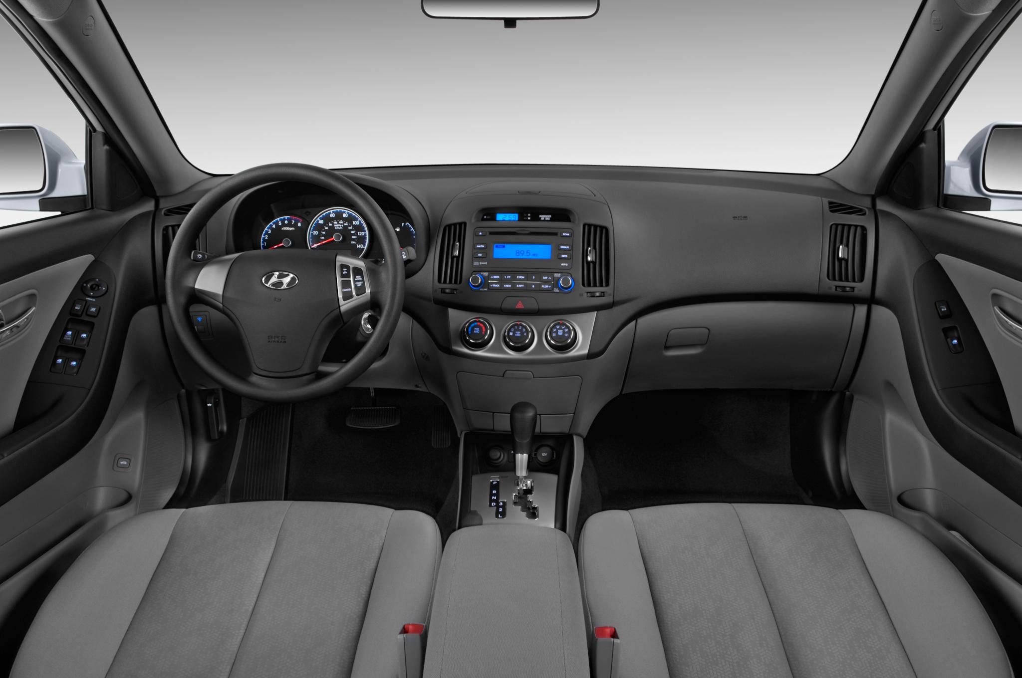 2010 Hyundai Elantra Blue added to Elantra Range