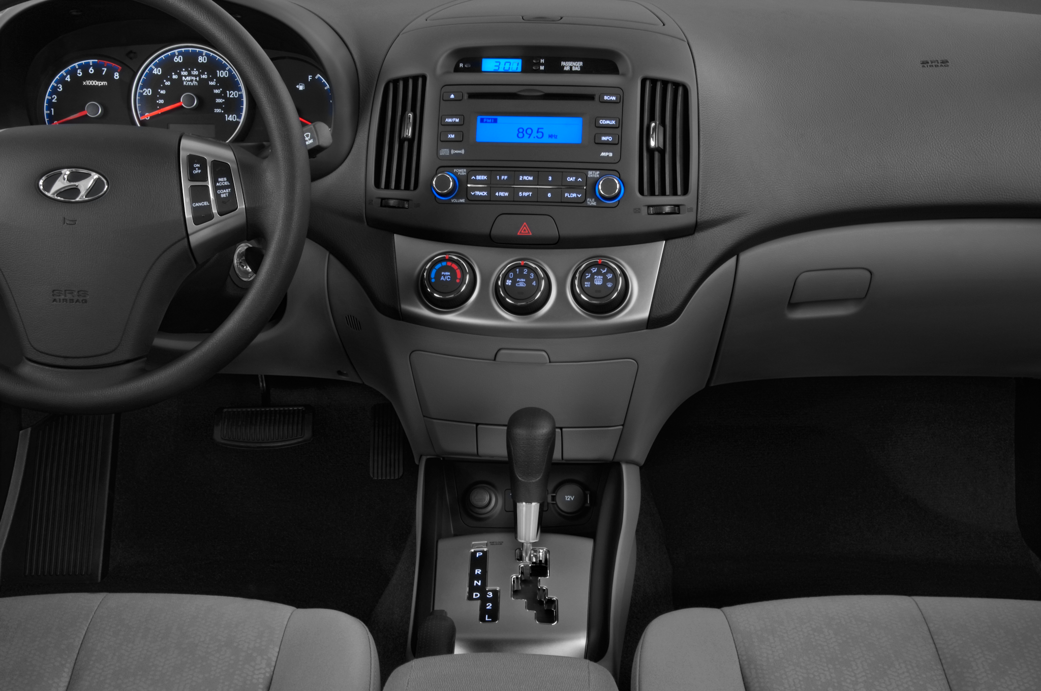 2010 Hyundai Elantra Now Available with In-Dash Navigation