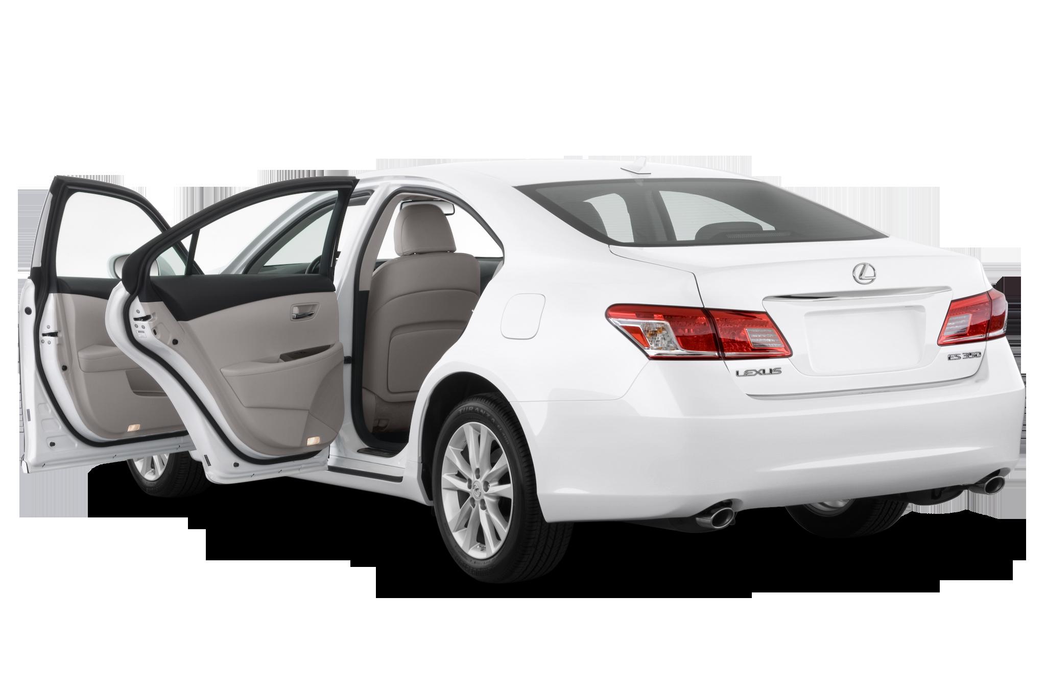 2010 Lexus ES350 - Lexus Luxury Sedan Review - Automobile ...