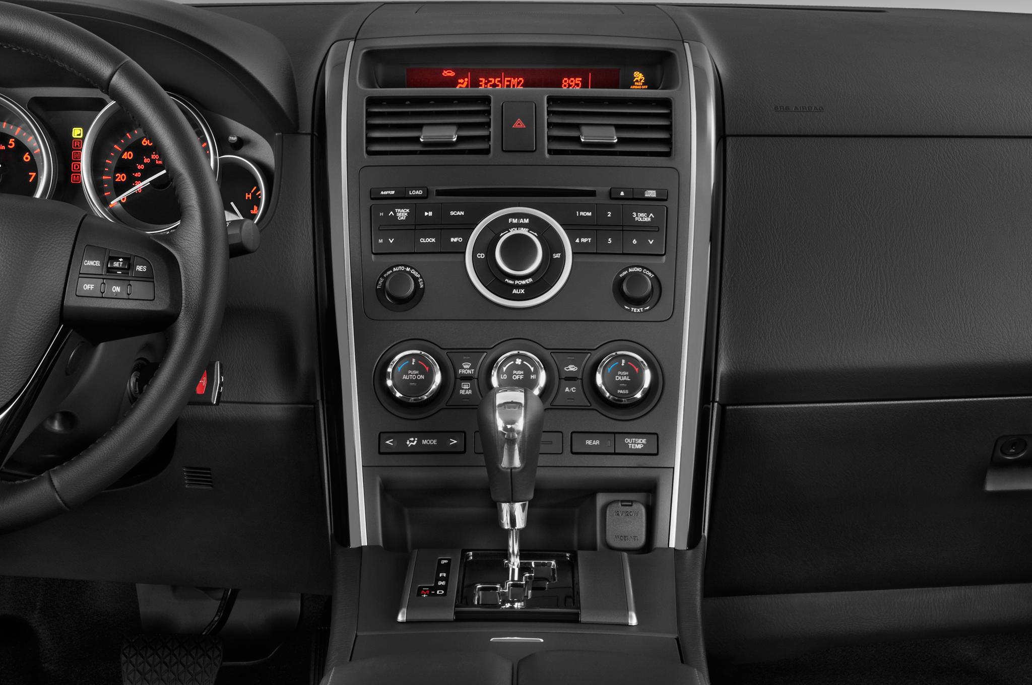 Twin City Mazda >> 2010 Mazda CX-9 Grand Touring - Mazda Crossover SUV Review - Automobile Magazine