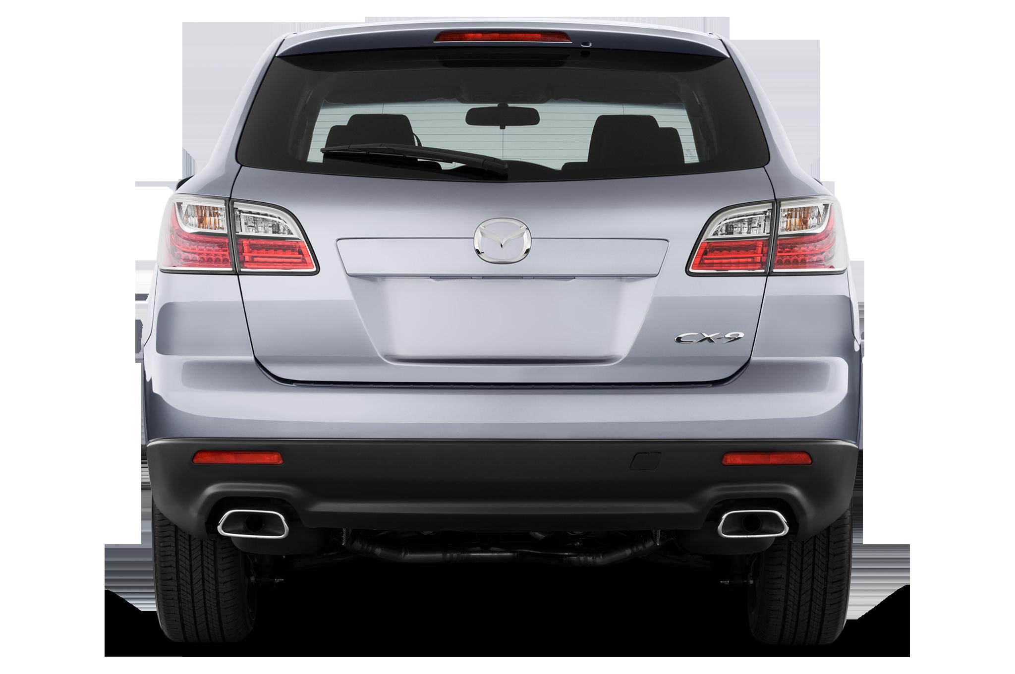 2010 Mazda Cx 9 Grand Touring Mazda Crossover Suv Review