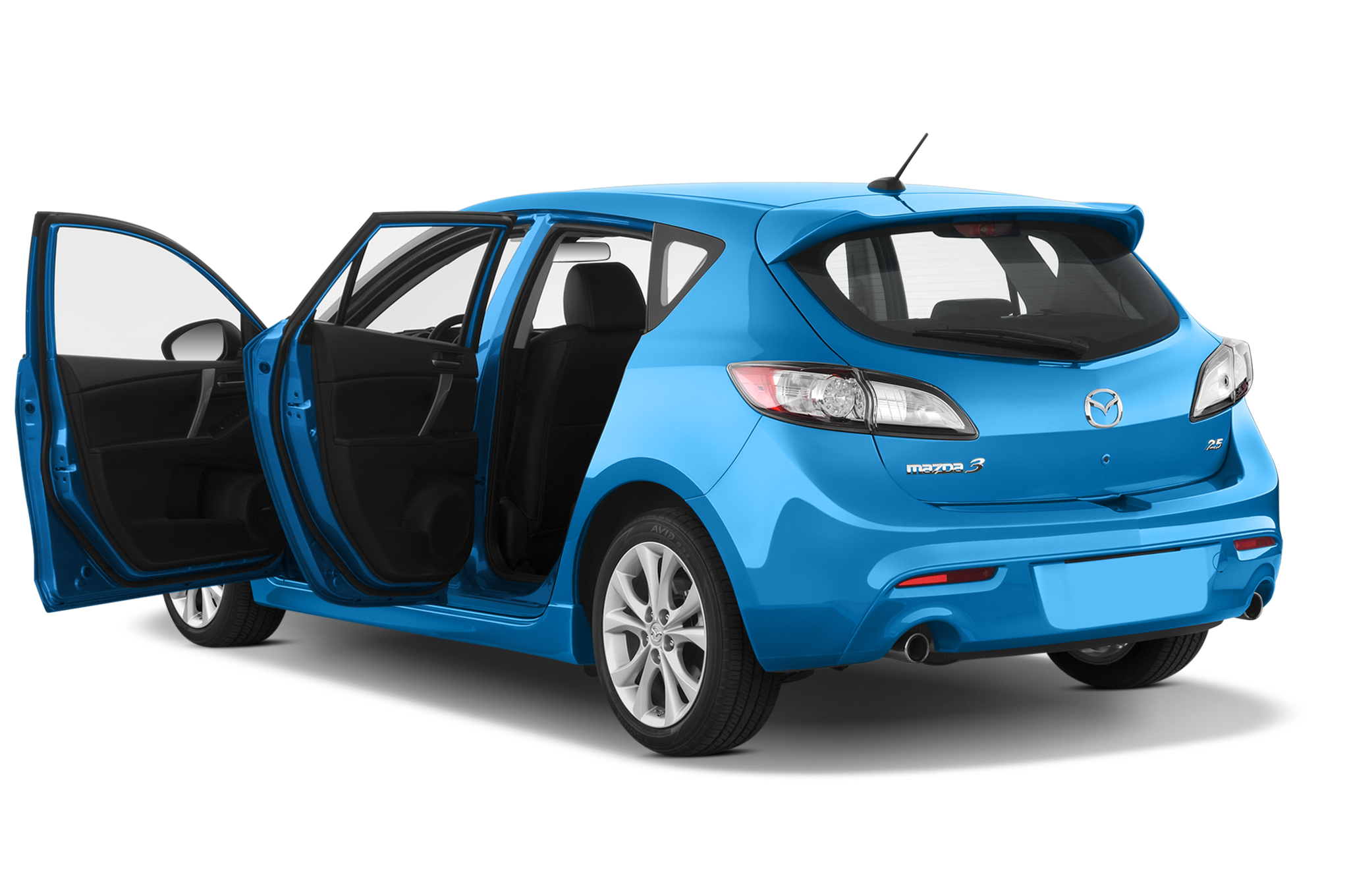 Mazda Hatchback Grand Touring Review