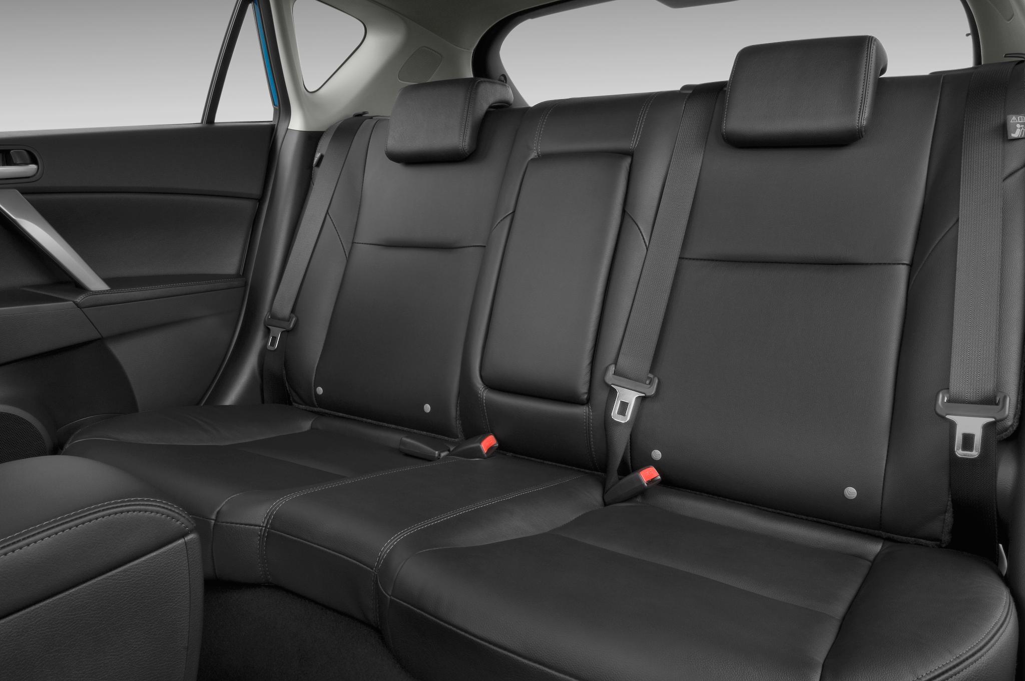 2010 Mazda 3 5 Door Grand Touring Mazda 5 Door Hatchback Review