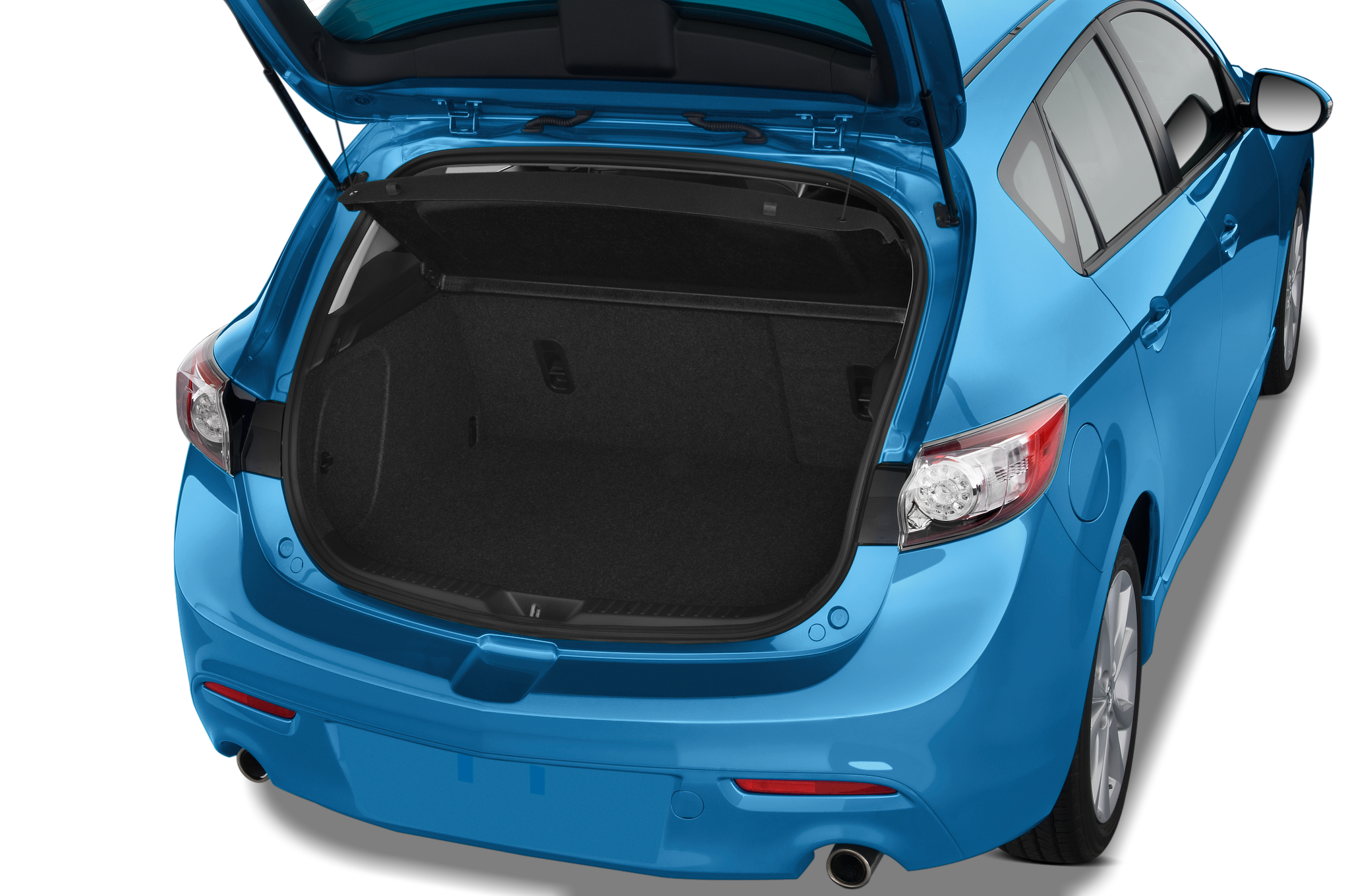 2013 mazda 3 hatchback cargo cover