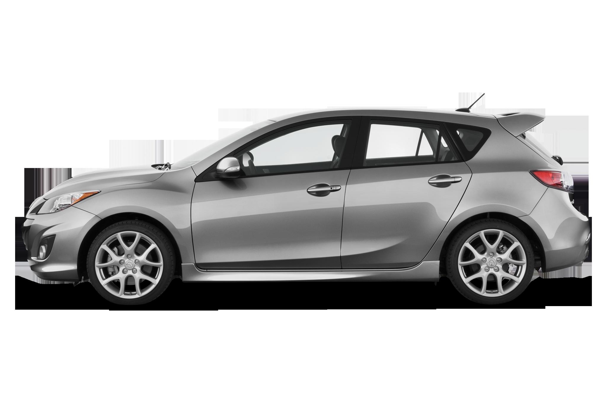 2010 Mazda 3 vs MazdaSpeed 3 Mazda Sports Hatchback Review