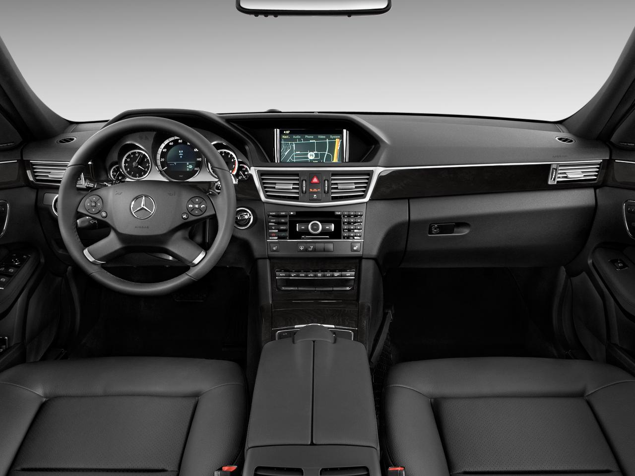 2010 mercedes benz e class 350 sedan dashboard - 2010 Mercedes Benz E550 Sedan