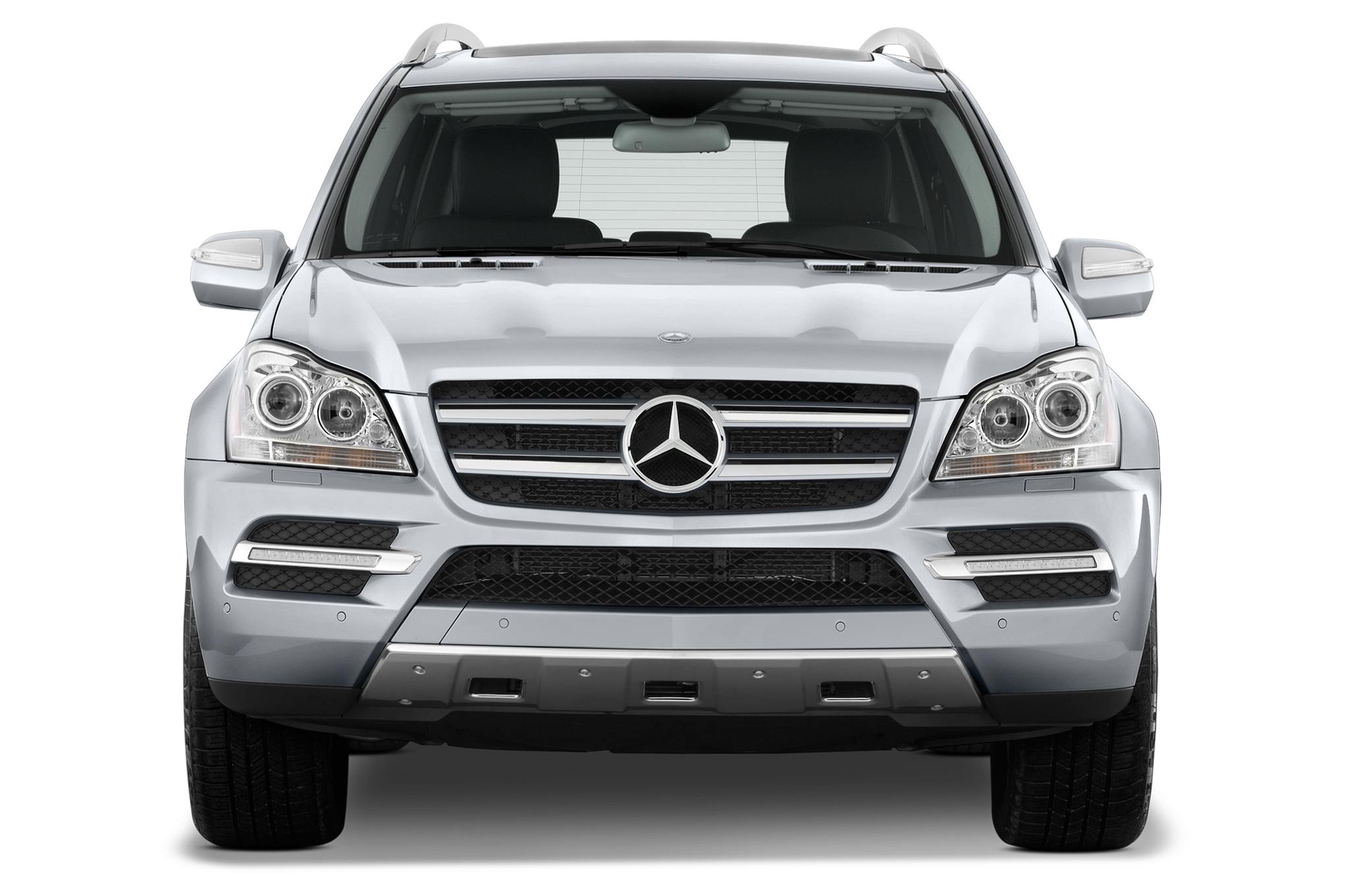 First Look 2010 Mercedes Benz Gl Class 2009 New York Auto Show Coverage New Car Reviews