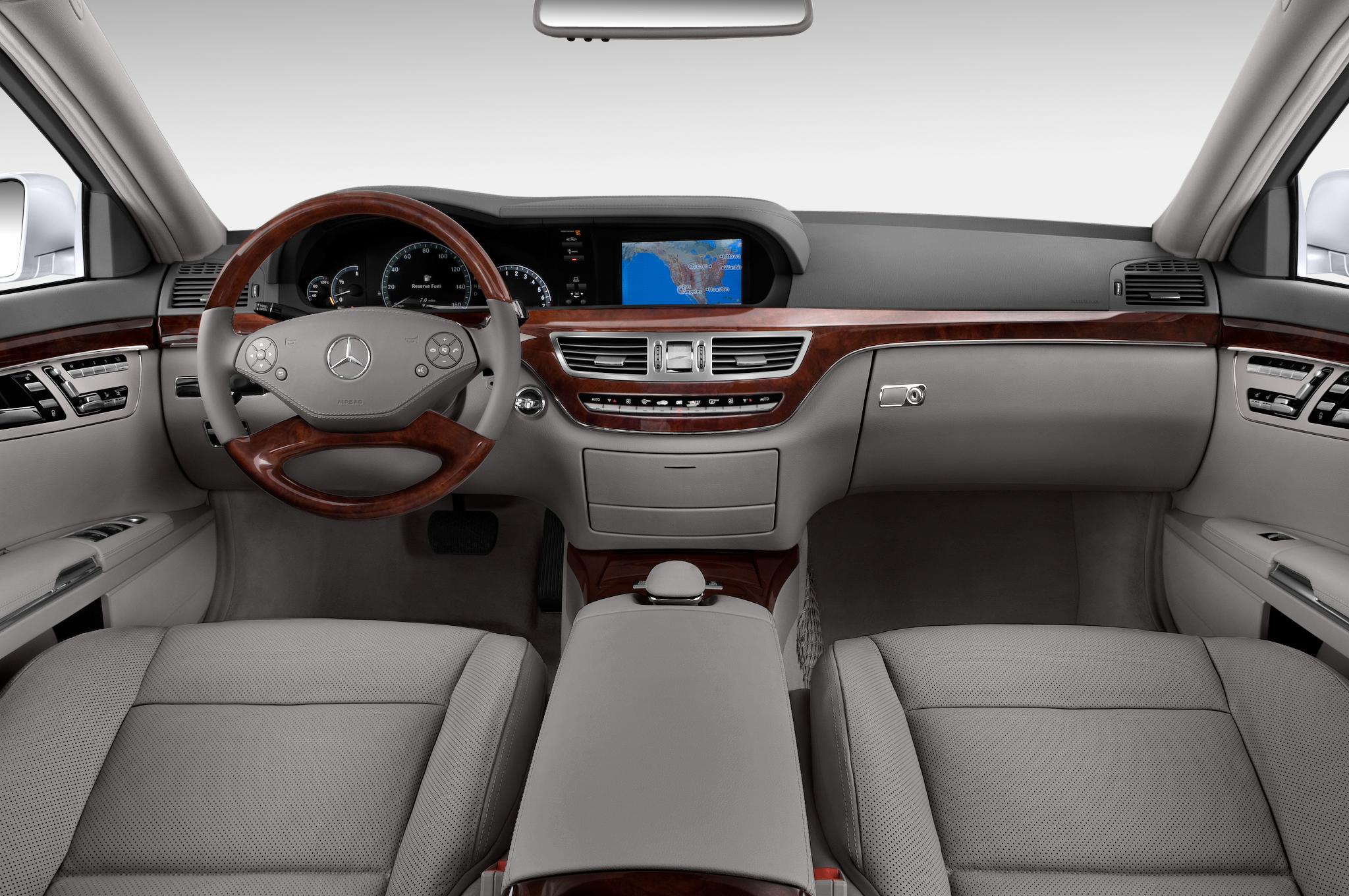 2010 Mercedes Benz S400 Hybrid Luxury Sedan S550 Fuse Box Diagram 41 50