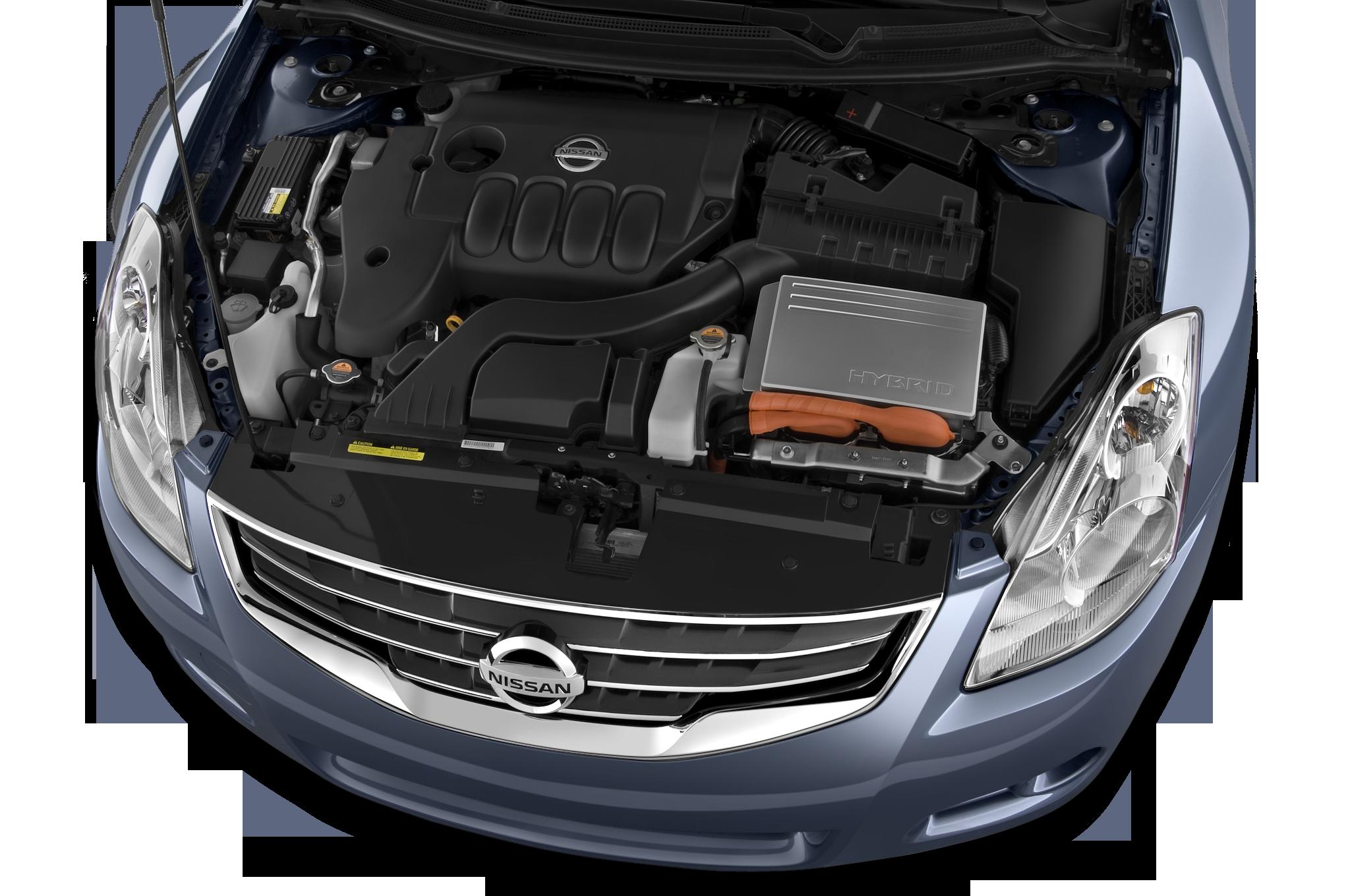 2010 Nissan Altima 35 Sr Midsize Sedan Review Automobile Engine Diagram 34 75