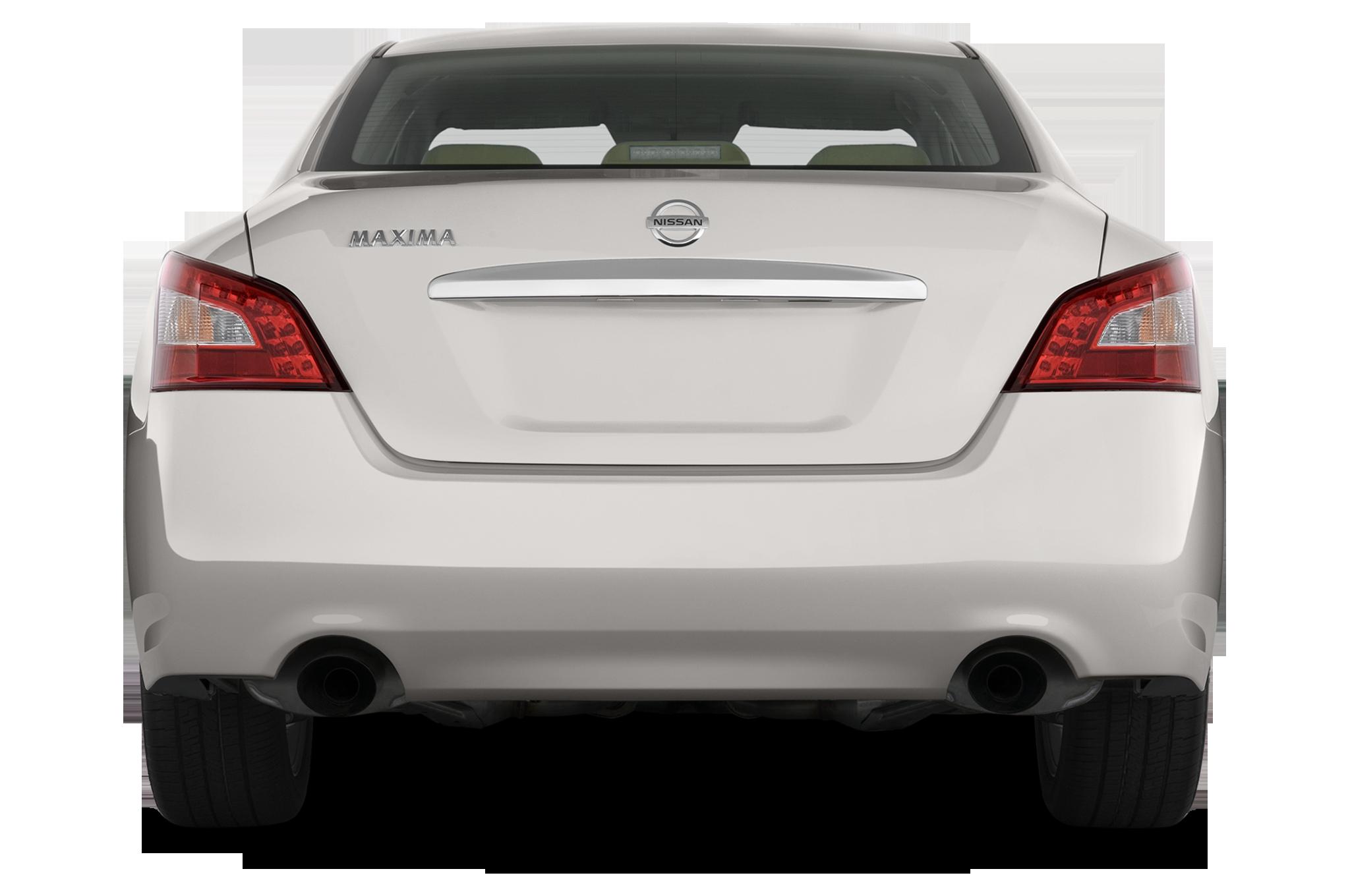 2010 Nissan Maxima 3.5 SV - Automobile Magazine