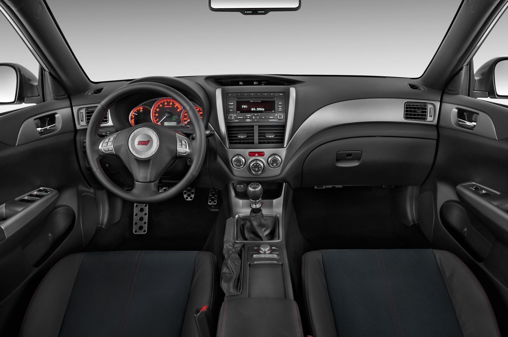2010 Subaru Impreza Wrx Sti Special Edition 2009 La Auto
