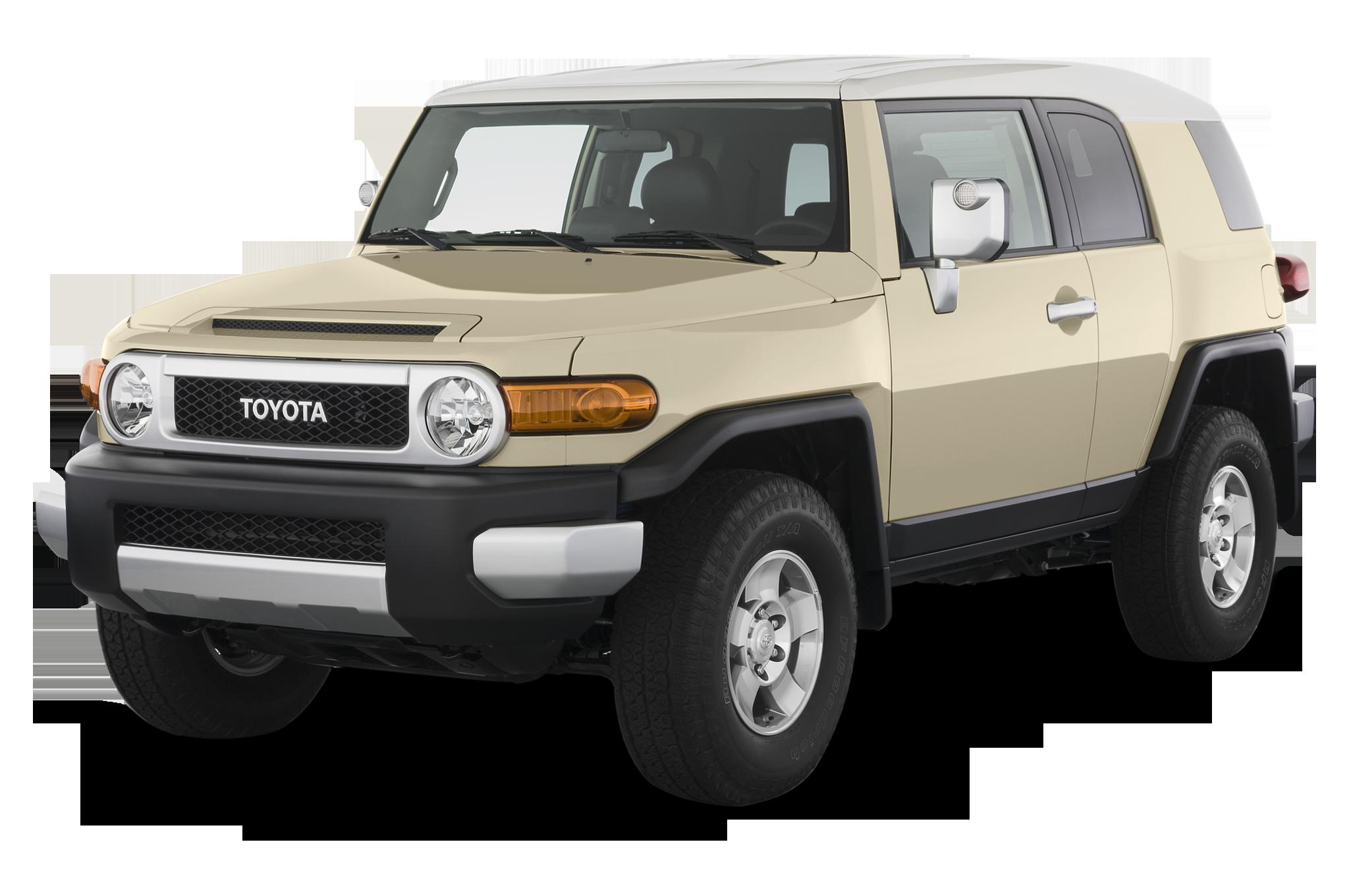 2010 Toyota Fj Cruiser Midsize Suv Review Automobile Magazine Mega