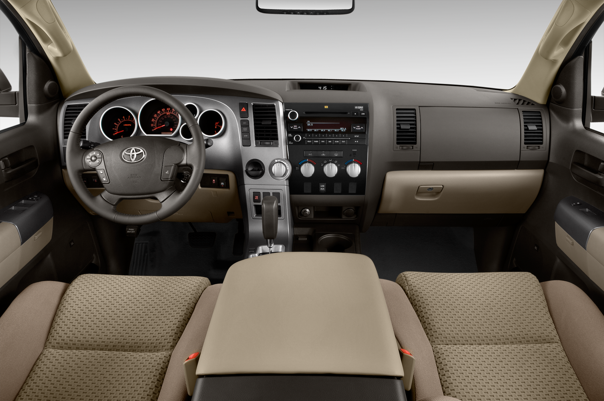 2010 Toyota Tundra and 2010 Toyota Sequoia Pricing Announced