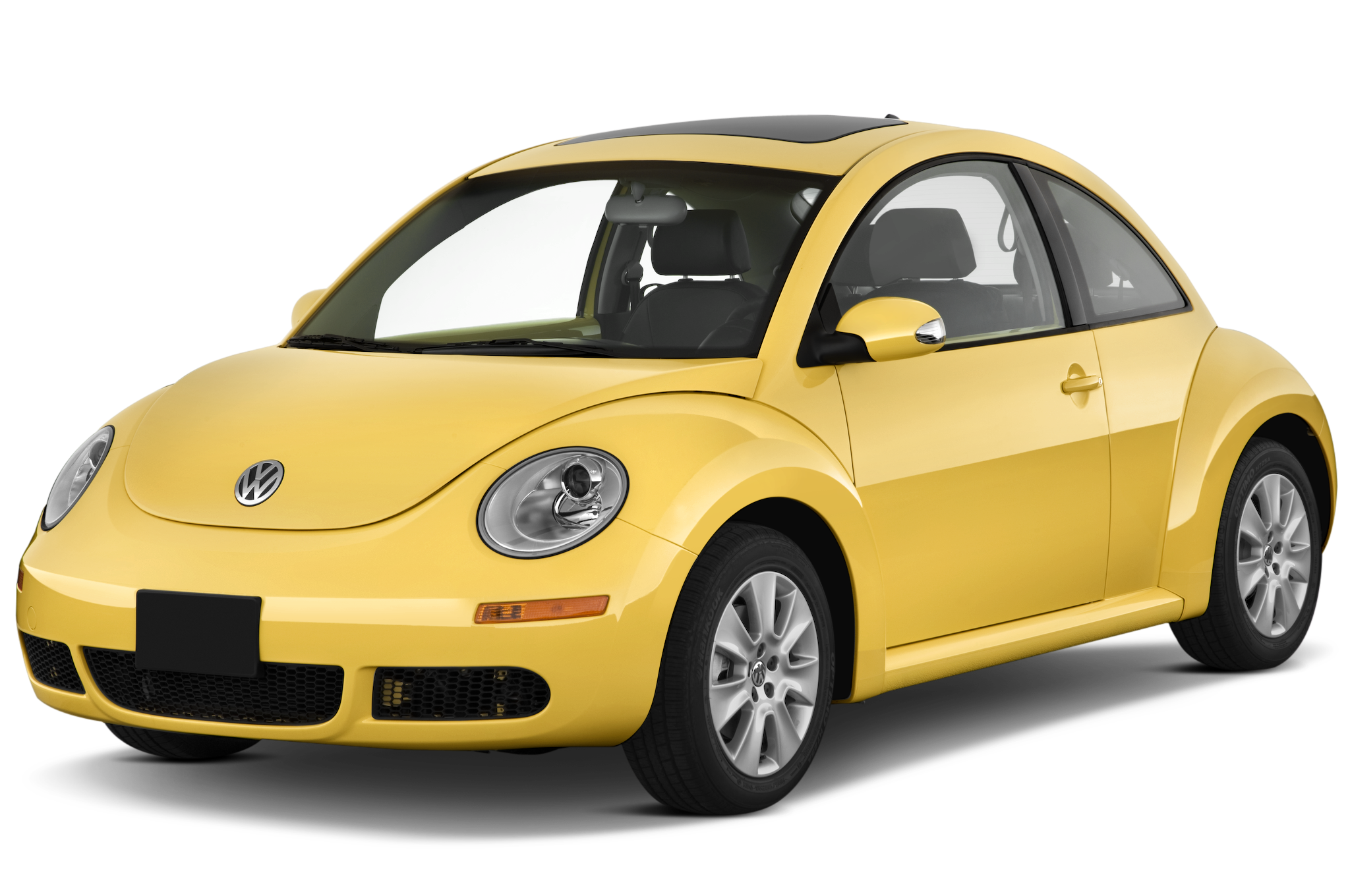 First Look 2010 Volkswagen New Beetle Final Edition