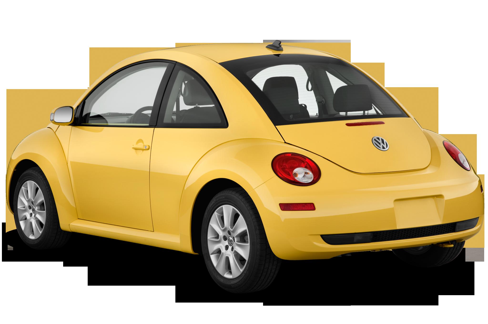 first look: 2010 volkswagen new beetle final edition - 2009 la auto
