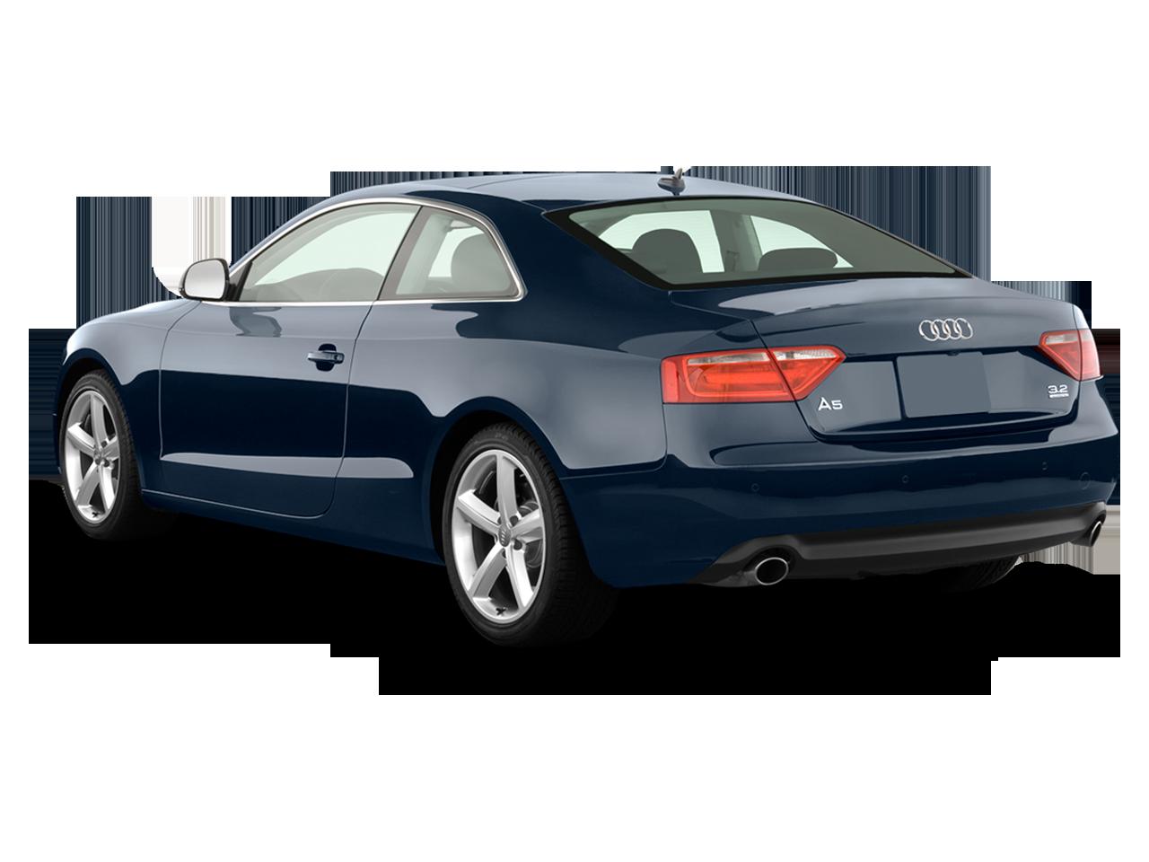 2011 audi a5 2.0 t quattro tiptronic premium plus coupe angular rear - 2011 Audi A5 Coupe 2 0 T At