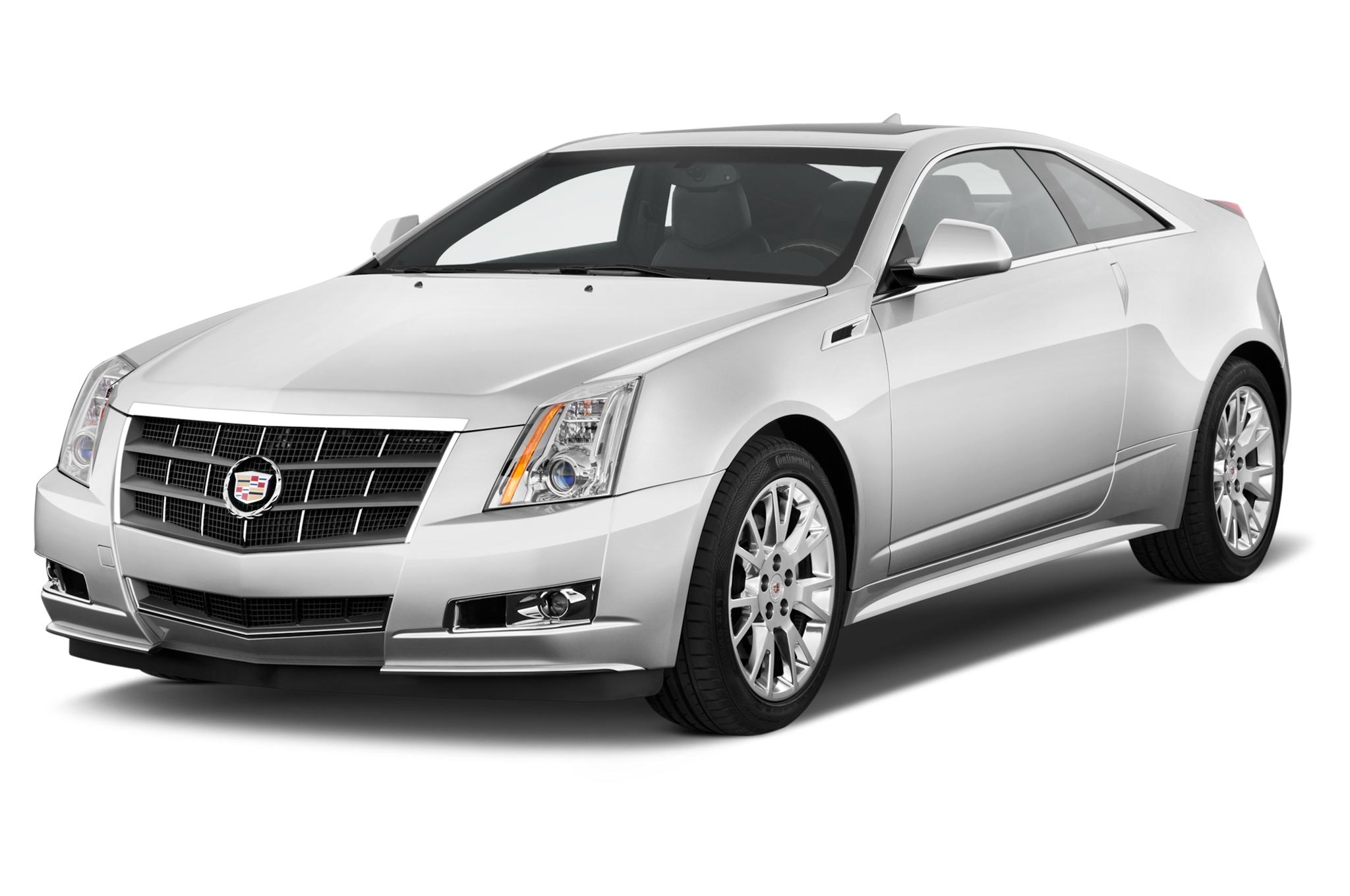 2011 Cadillac CTS Coupe - Cadillac Luxury Coupe Review - Automobile