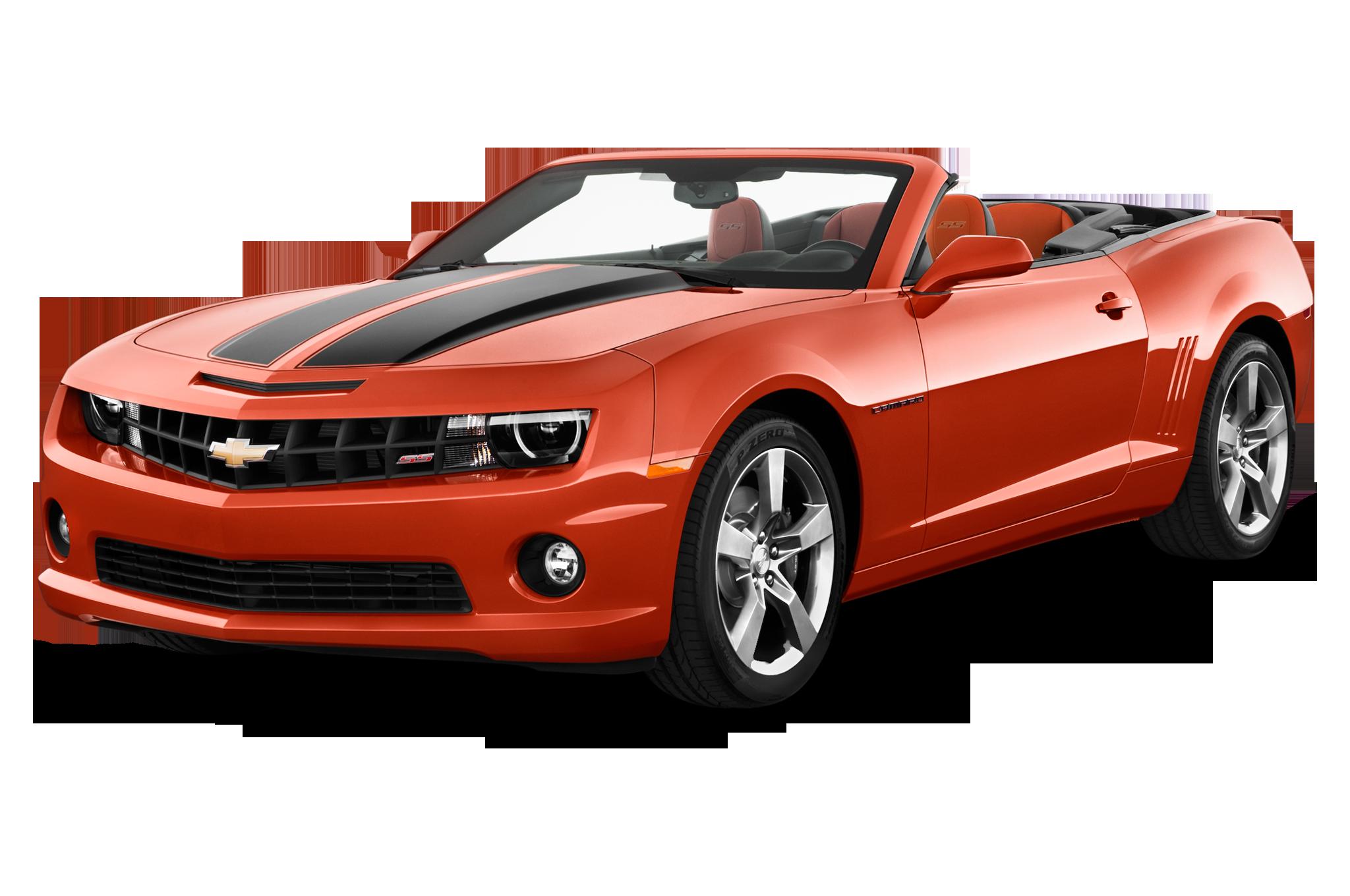 2011 Chevrolet Camaro Ss Convertible Driven Automobile