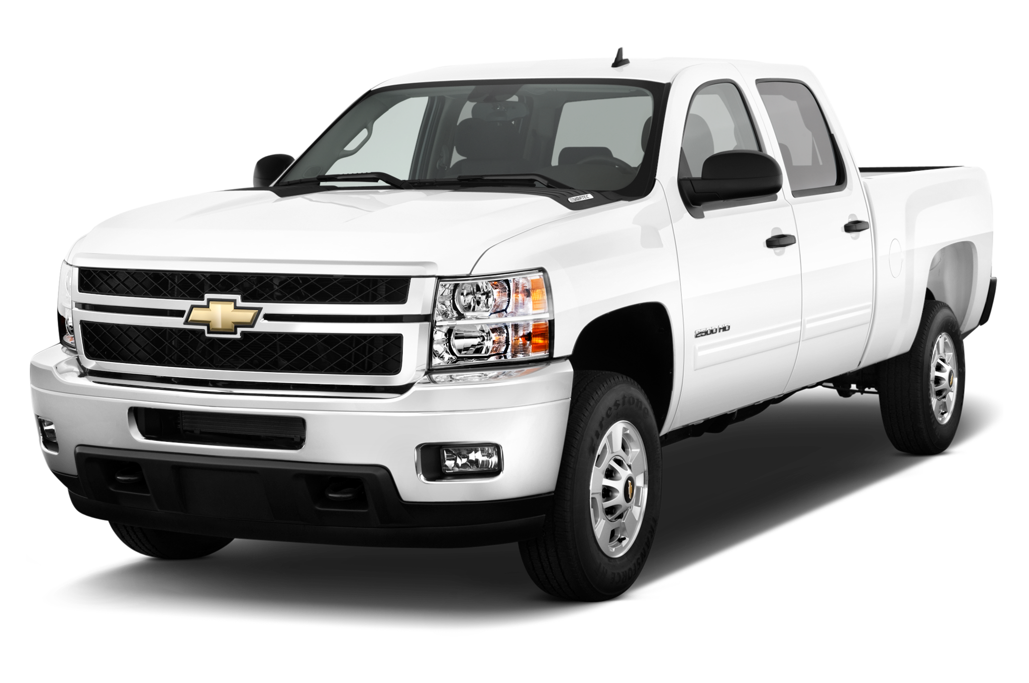 2012 Chevrolet Silverado Gets With New Appearance Packages