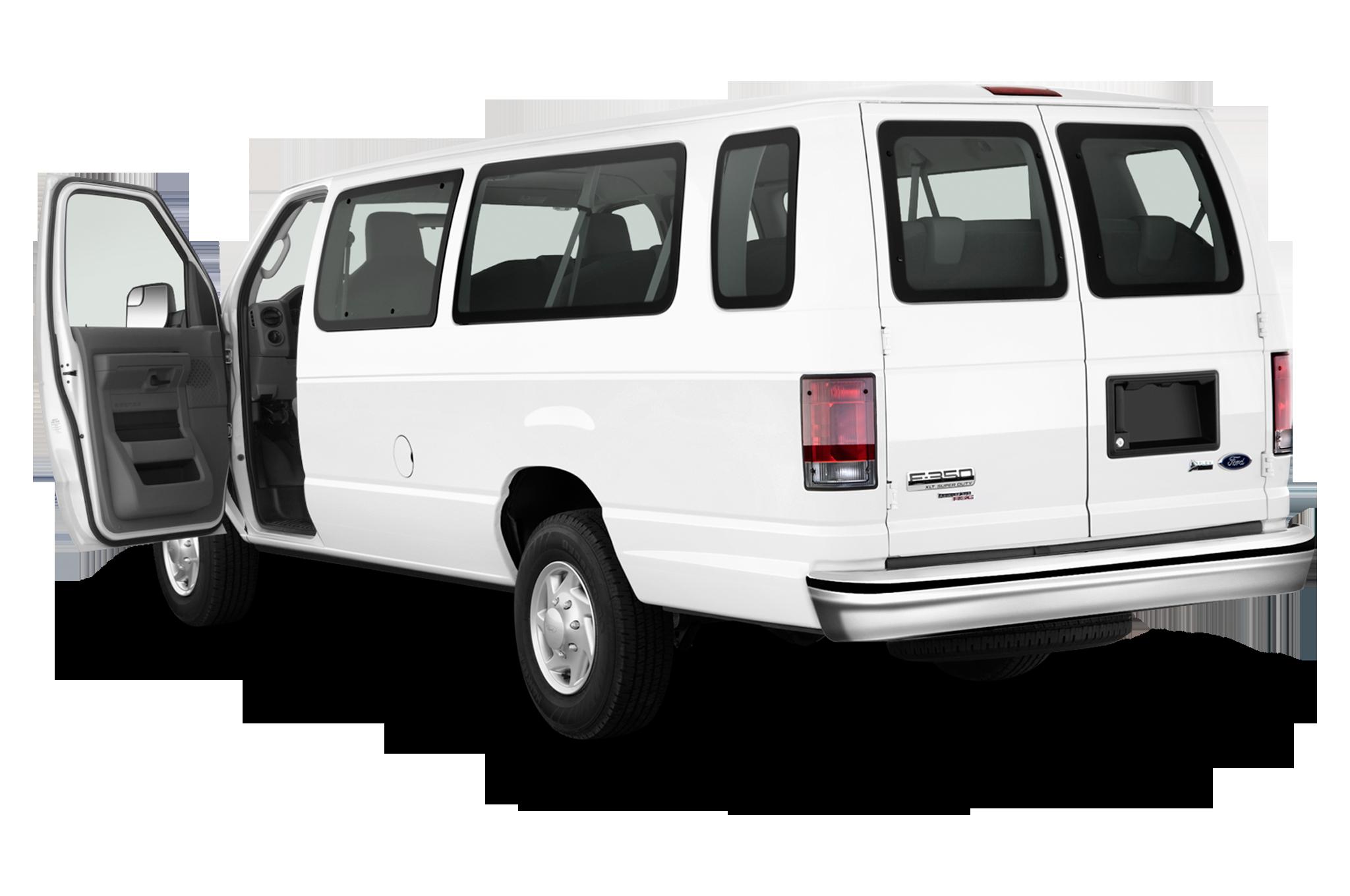 Ford Replacing E Series Van with European Transit