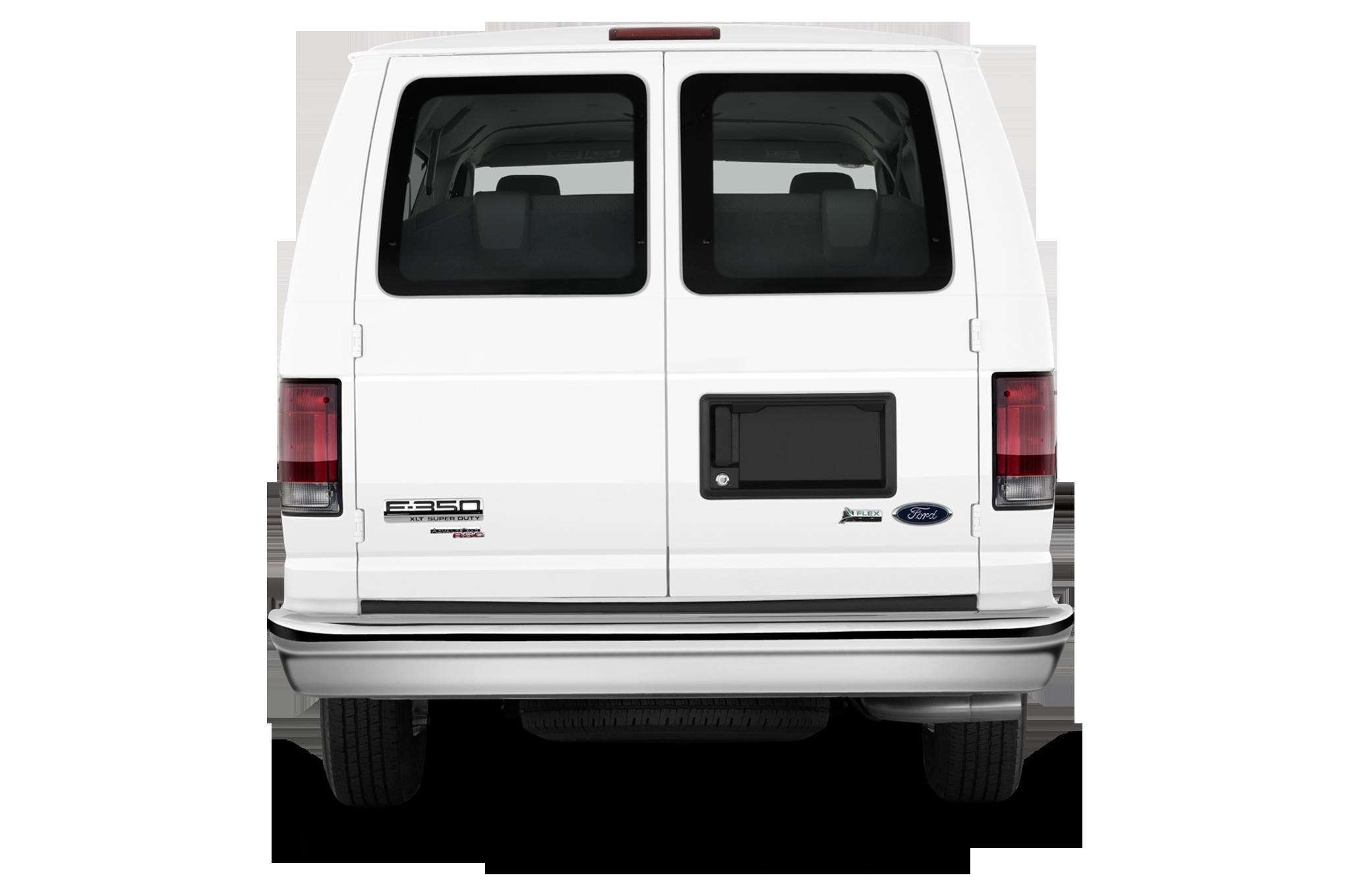 2017 Ford Econoline Van >> Ford Replacing E-Series Van with European Transit