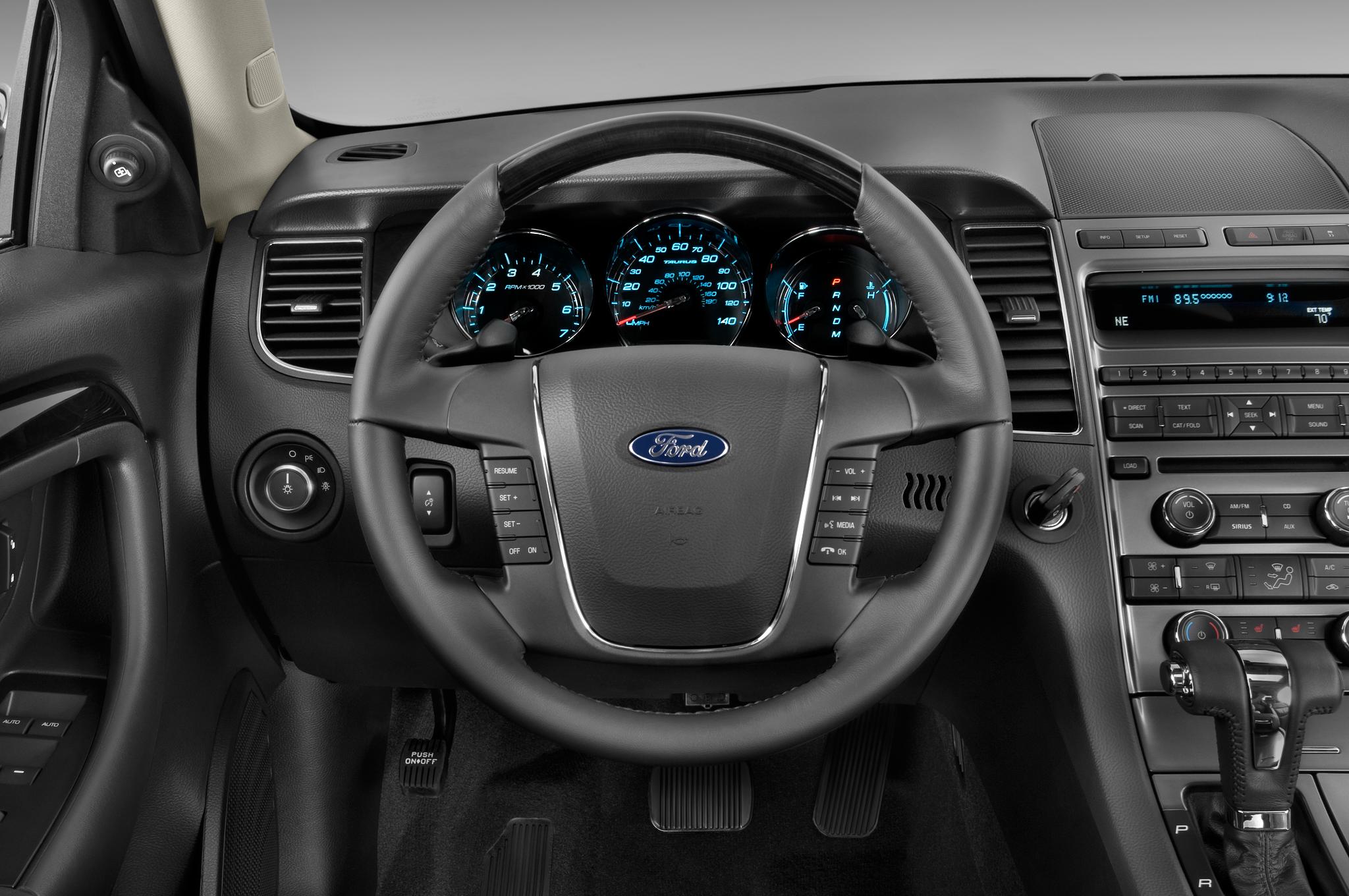 2011 Ford Taurus Limited - Automobile Magazine