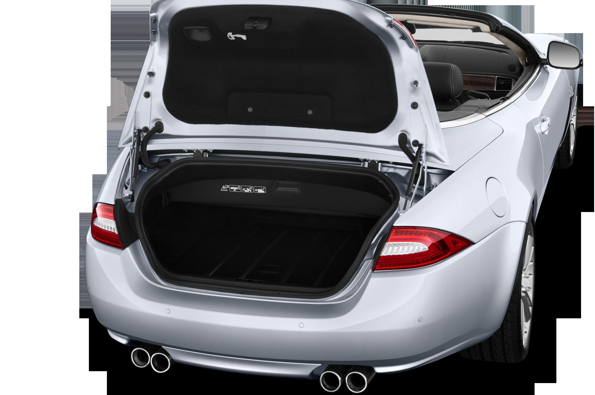 First Drive: Jaguar XKR175 - Automobile Magazine