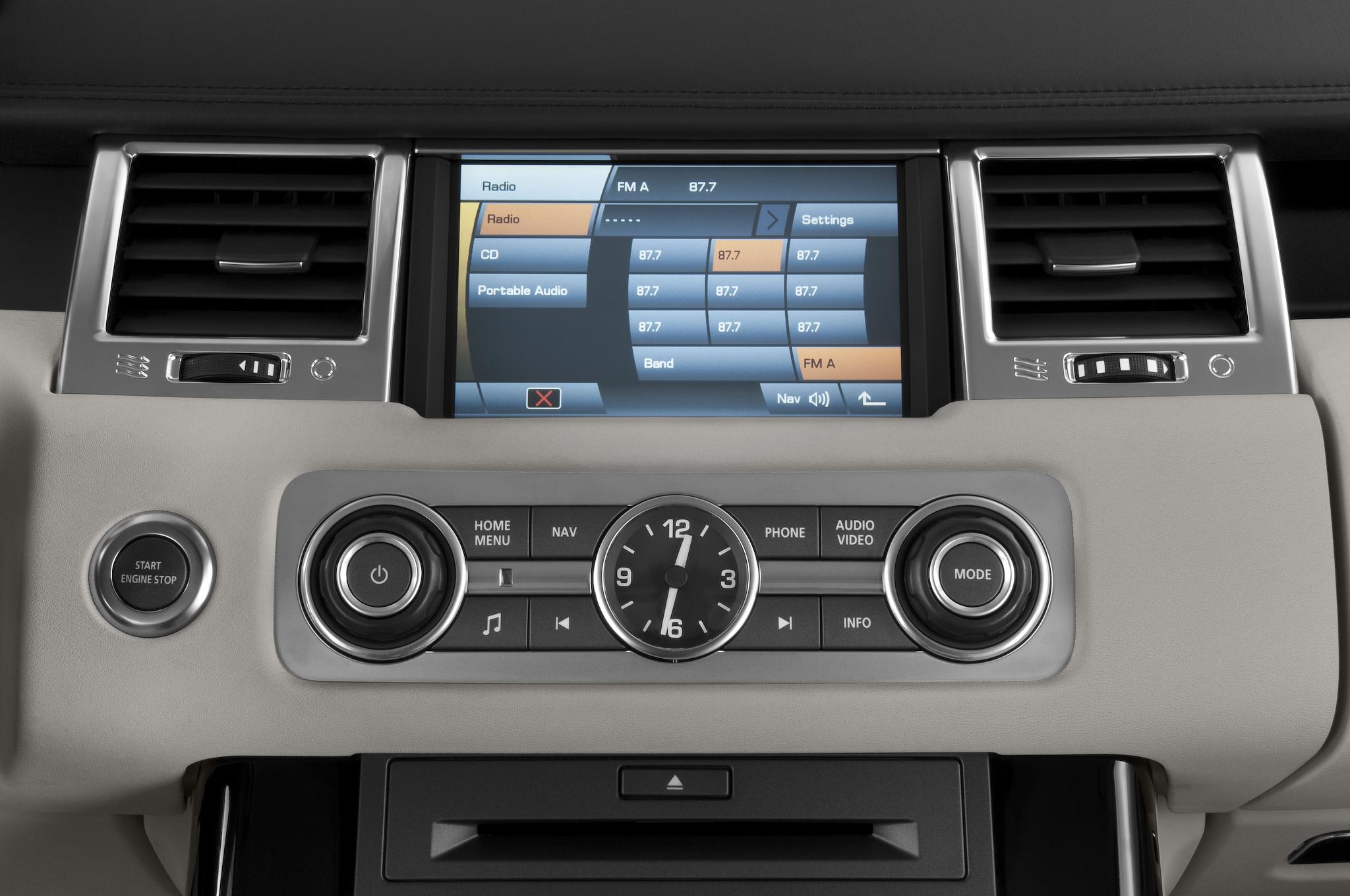 2011 Range Rover Sport - Editors' Notebook - Automobile Magazine