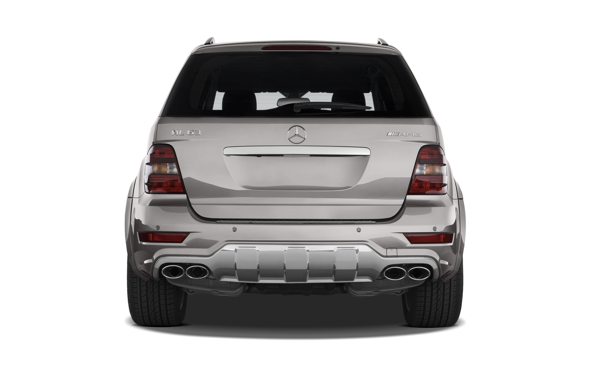 Euro Style Mercedes Benz Updates 2011 Ml63 Amg