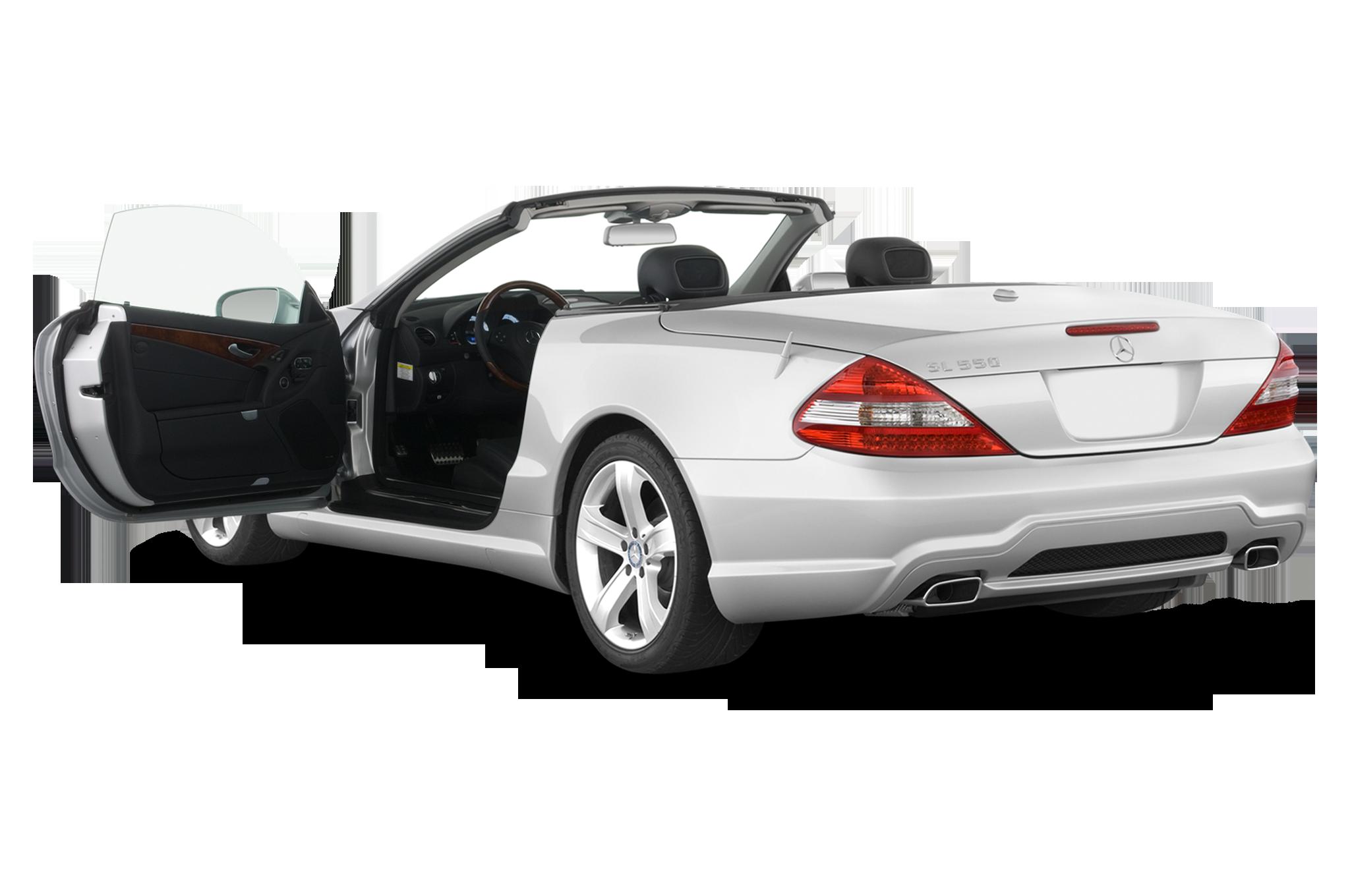 2011 Mercedes Benz SL550 - Mercedes Benz Luxury Convertible Review - Automobile Magazine